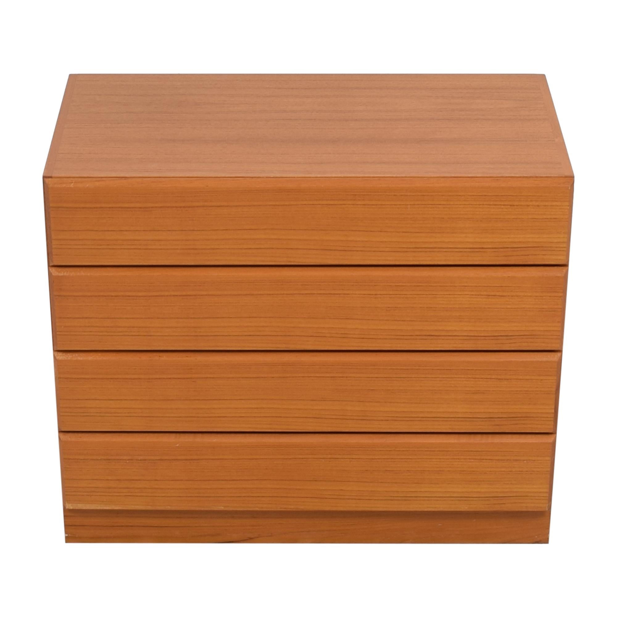 Vitré Vitré Mid Century Danish Dresser dimensions