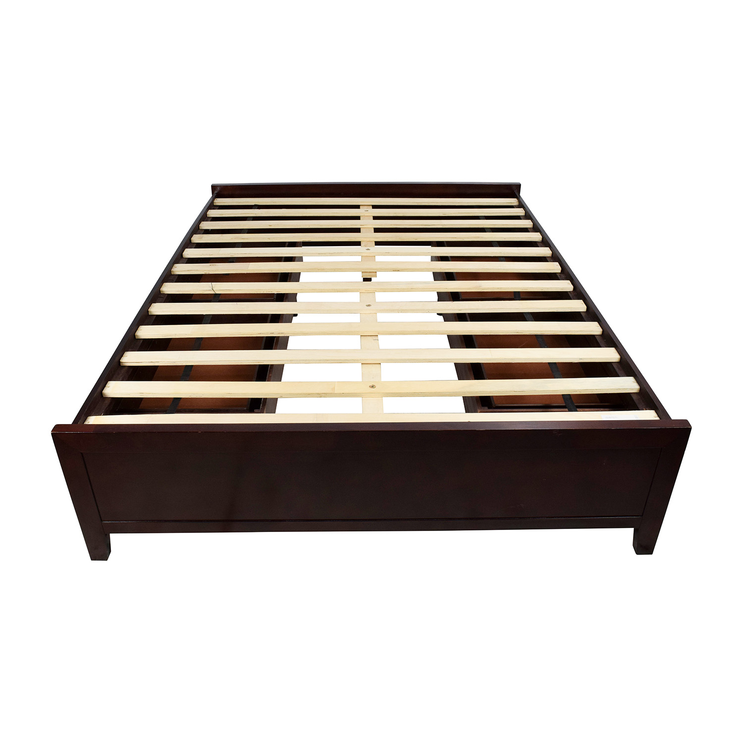 Paris Iron Sleigh Bed Queen Buy