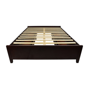 buy Wooden Queen Size Storage Bed Frame