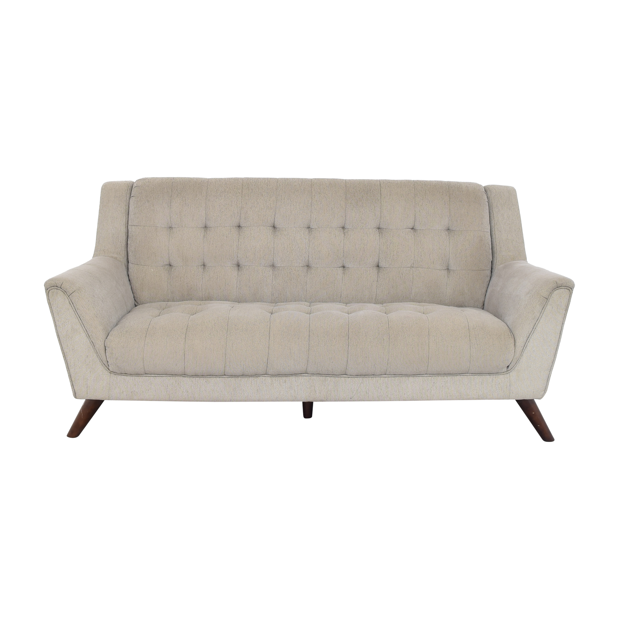 Coaster Fine Furniture Coaster Mid Century Sofa Classic Sofas