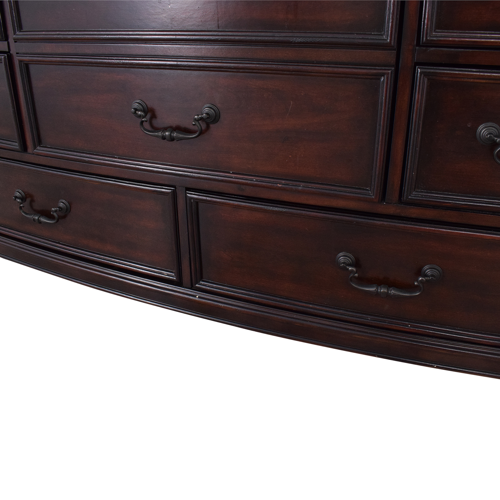 buy Ten Drawer Dresser and Mirror
