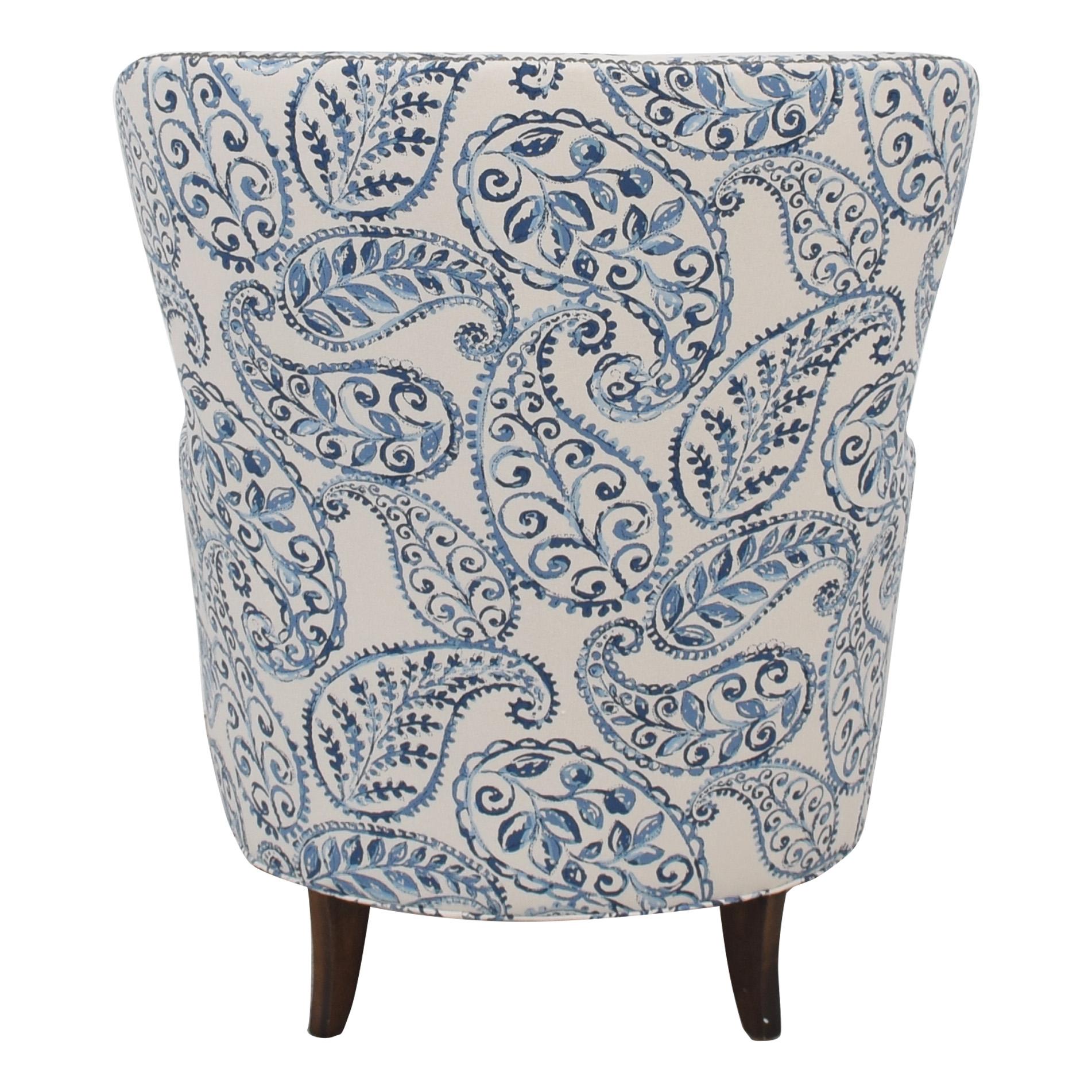 shop Crate & Barrel Crate & Barrel Brielle Wingback Chair online