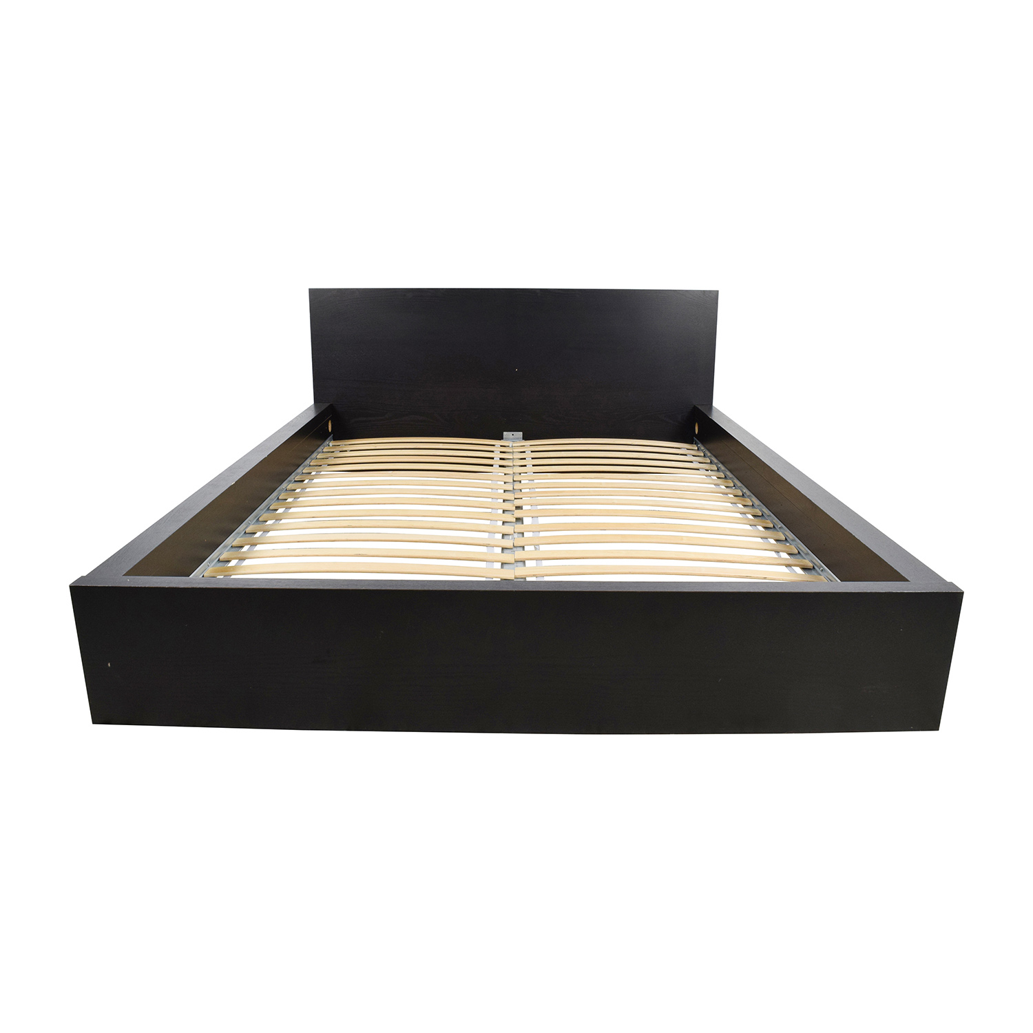 Ikea Queen Malm Bed Frame
