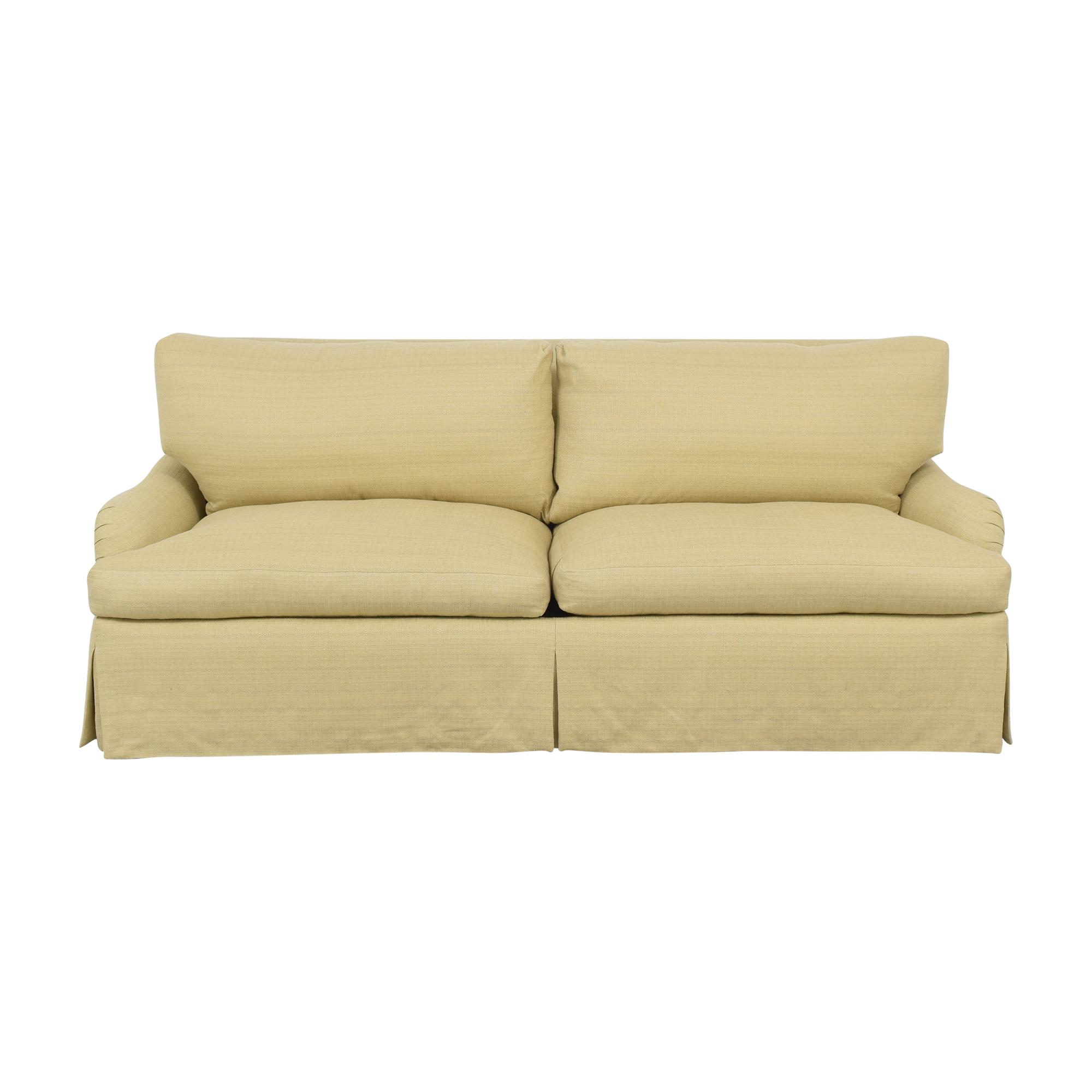 Custom Down Sofa nj