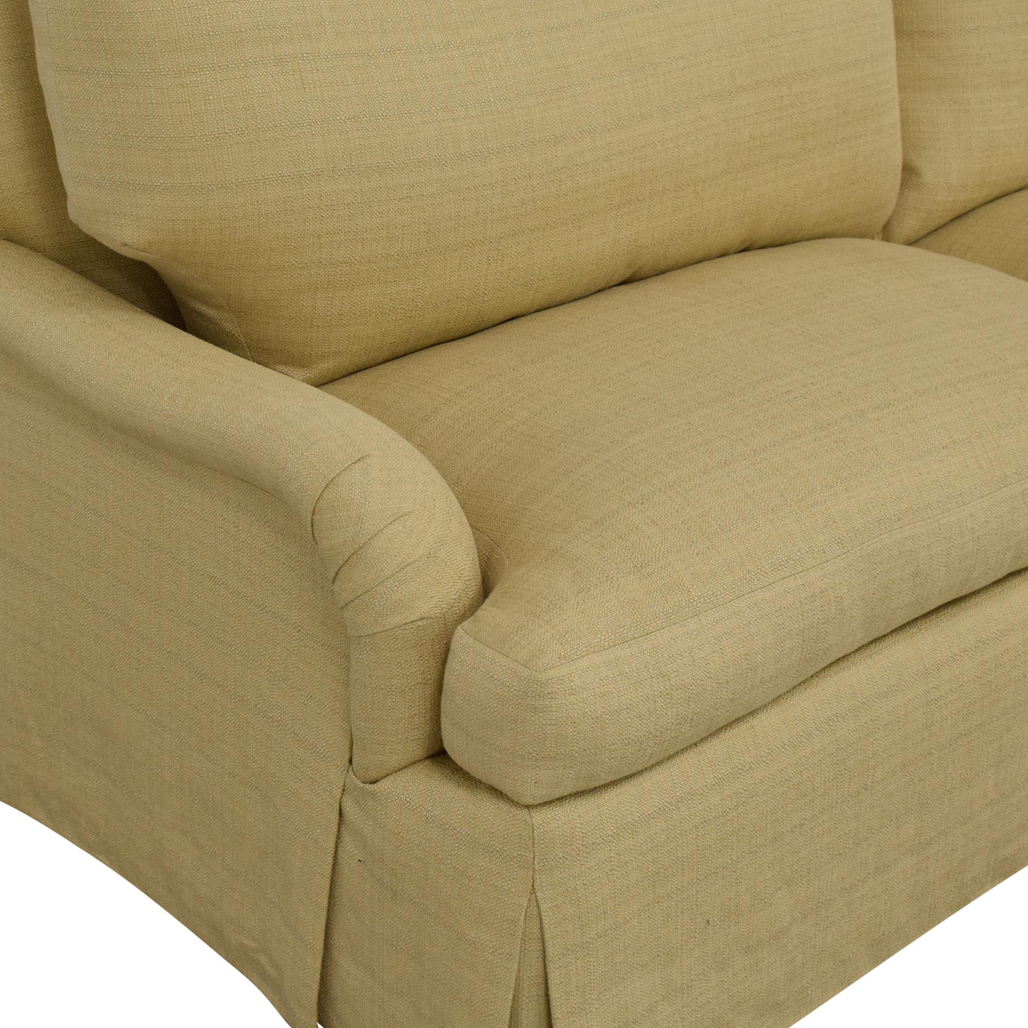 Custom Down Sofa