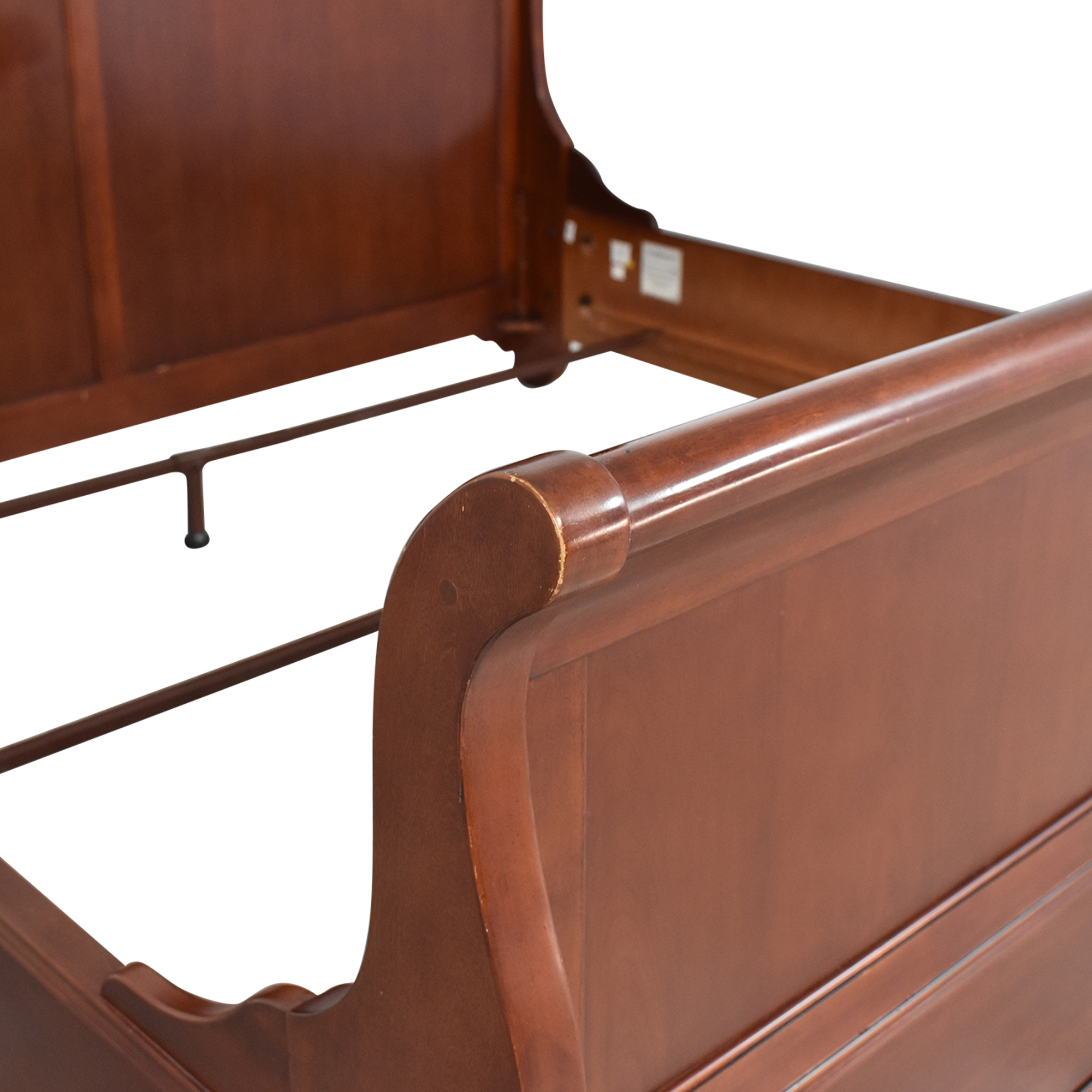 54 Off Thomasville Thomasville Impressions King Sleigh Bed Beds
