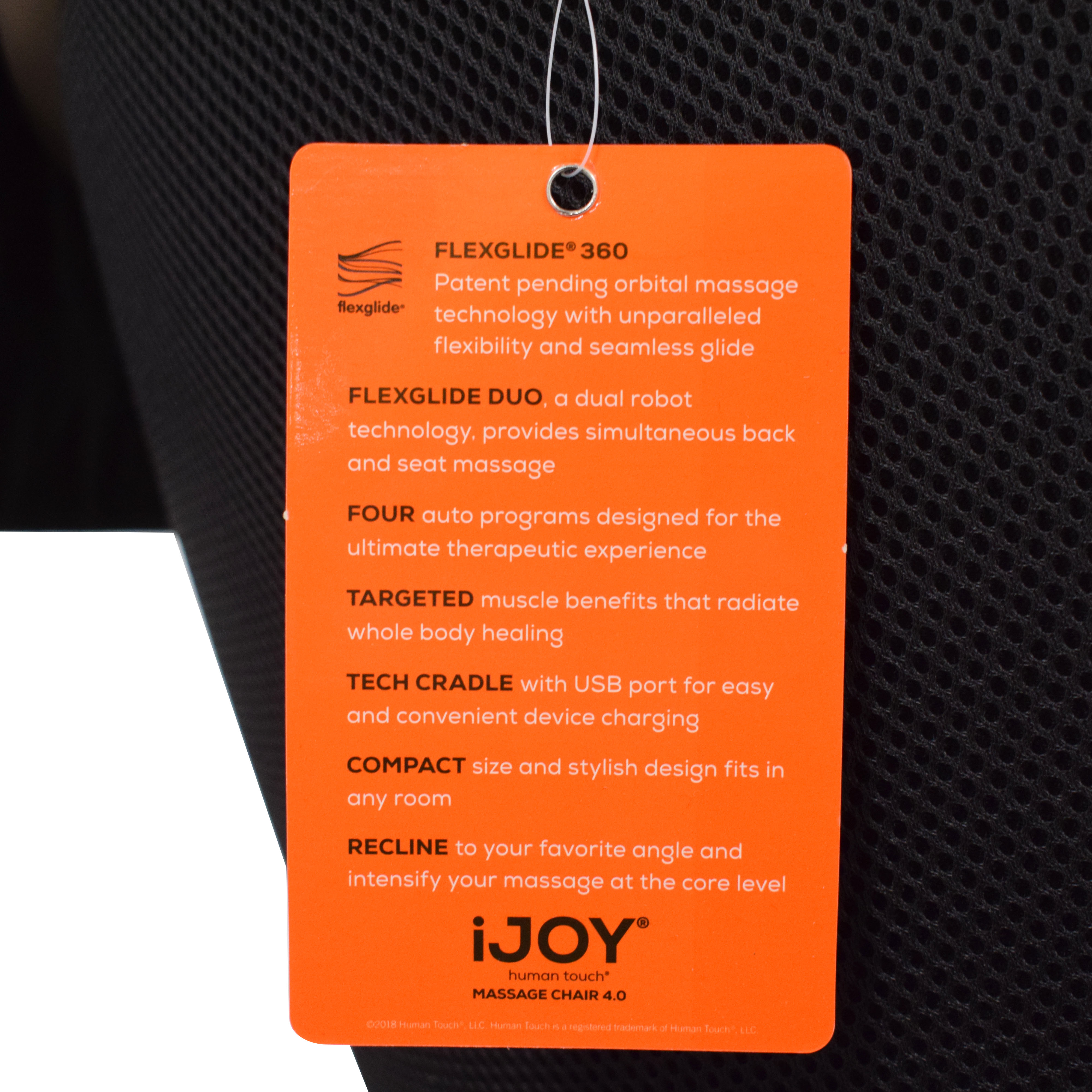 buy Human Touch iJOY Massage Chair 4.0 Human Touch