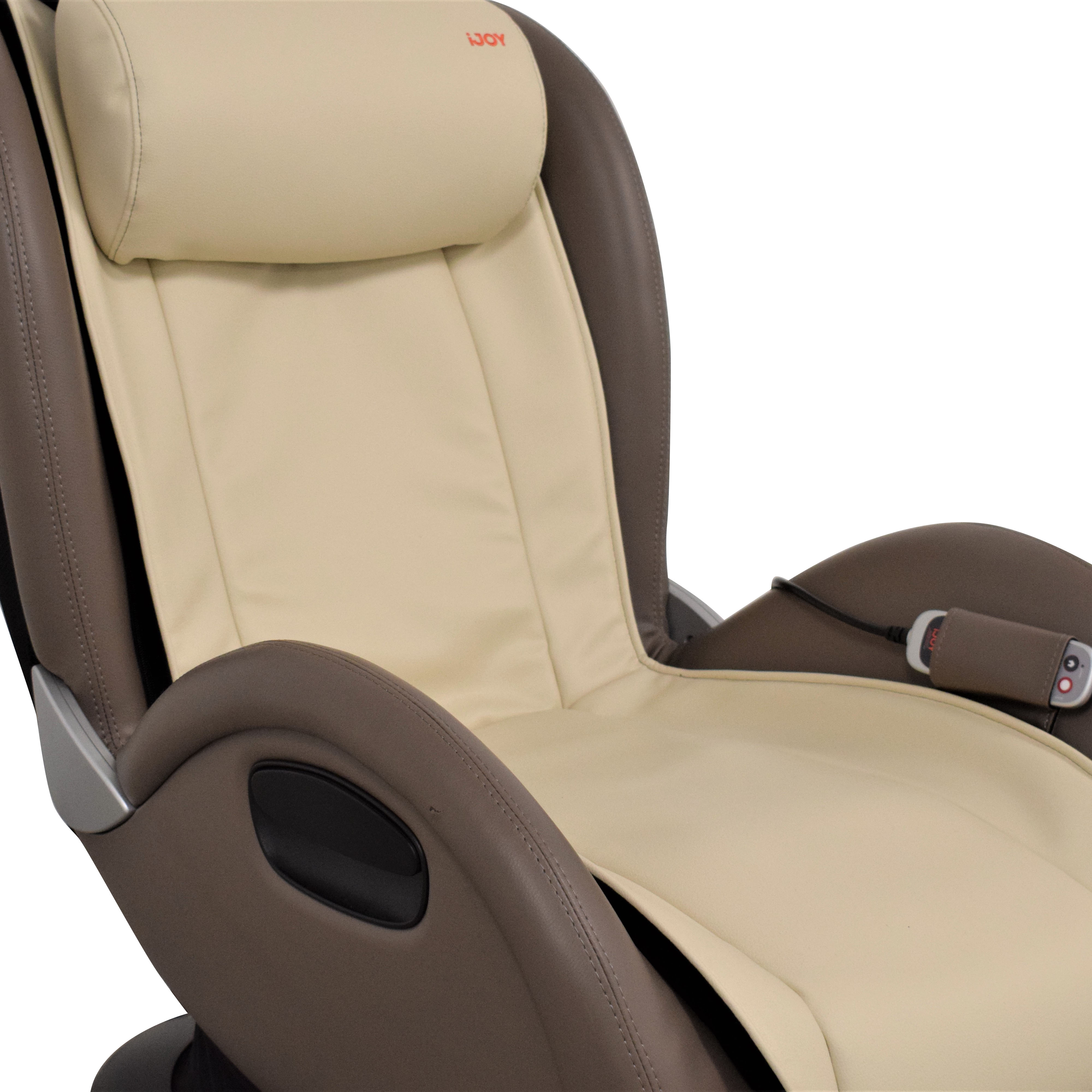 Human Touch Human Touch iJOY Massage Chair 4.0 tan and grey