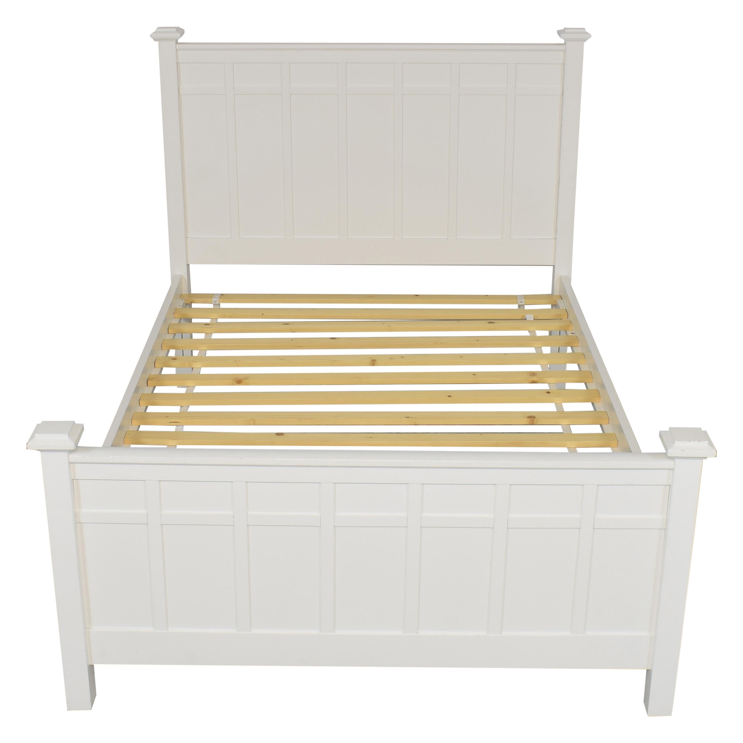 Crate & Barrel Full Bed Frame / Bed Frames
