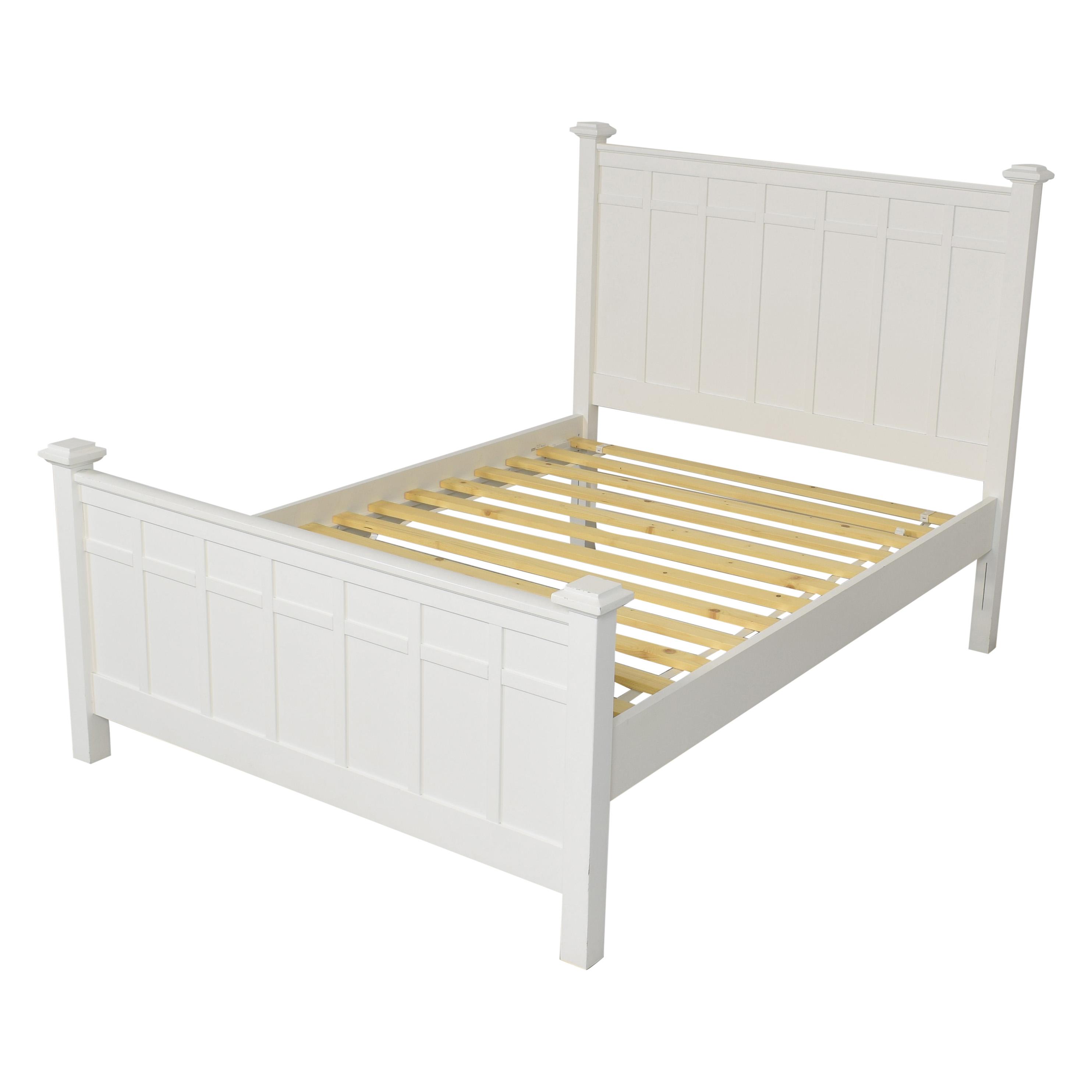 Crate & Barrel Crate & Barrel Full Bed Frame price