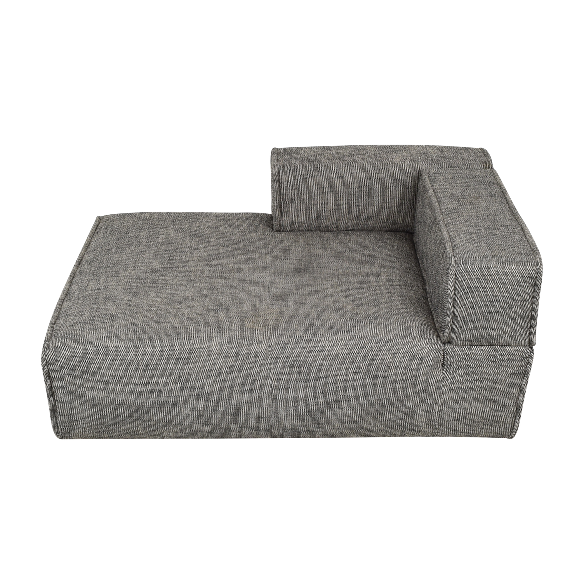 shop Article Quadra Left Chaise Module Article Sofas