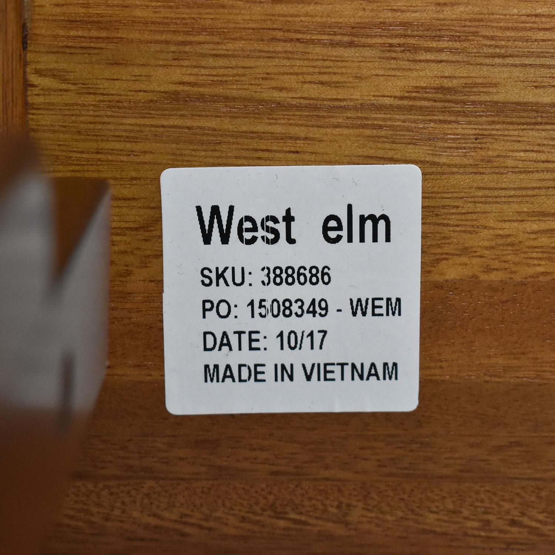 West Elm West Elm Mid-Century Full Bed Acorn for sale
