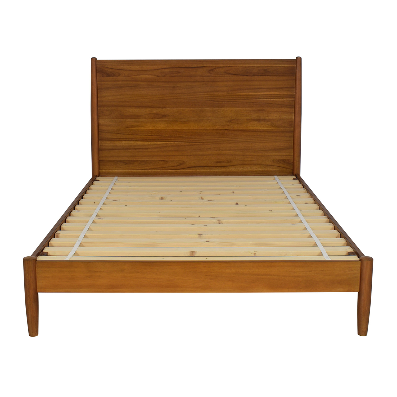 buy West Elm Mid-Century Full Bed Acorn West Elm Bed Frames