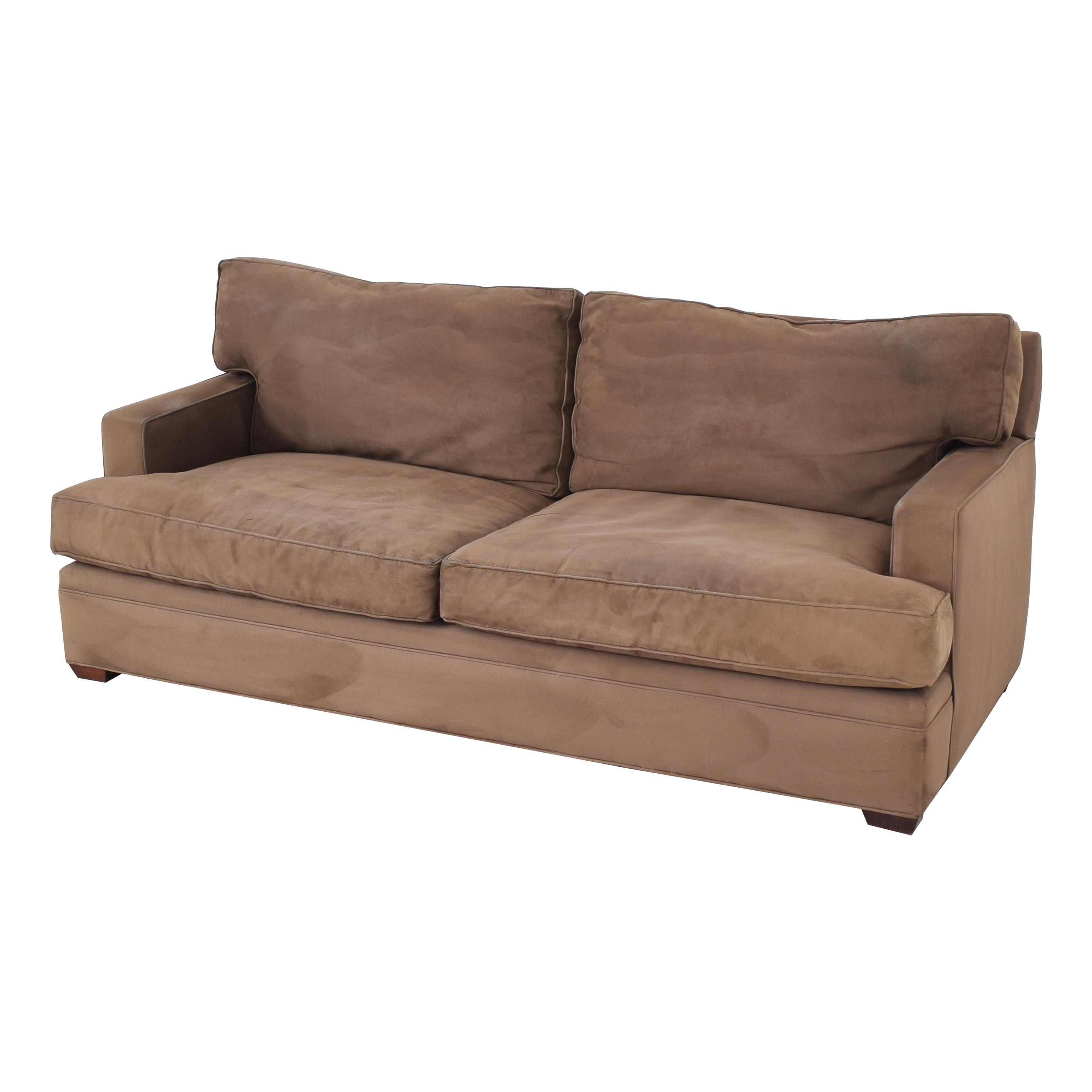 Crate & Barrel Crate & Barrel Fabric Sofa Sofas