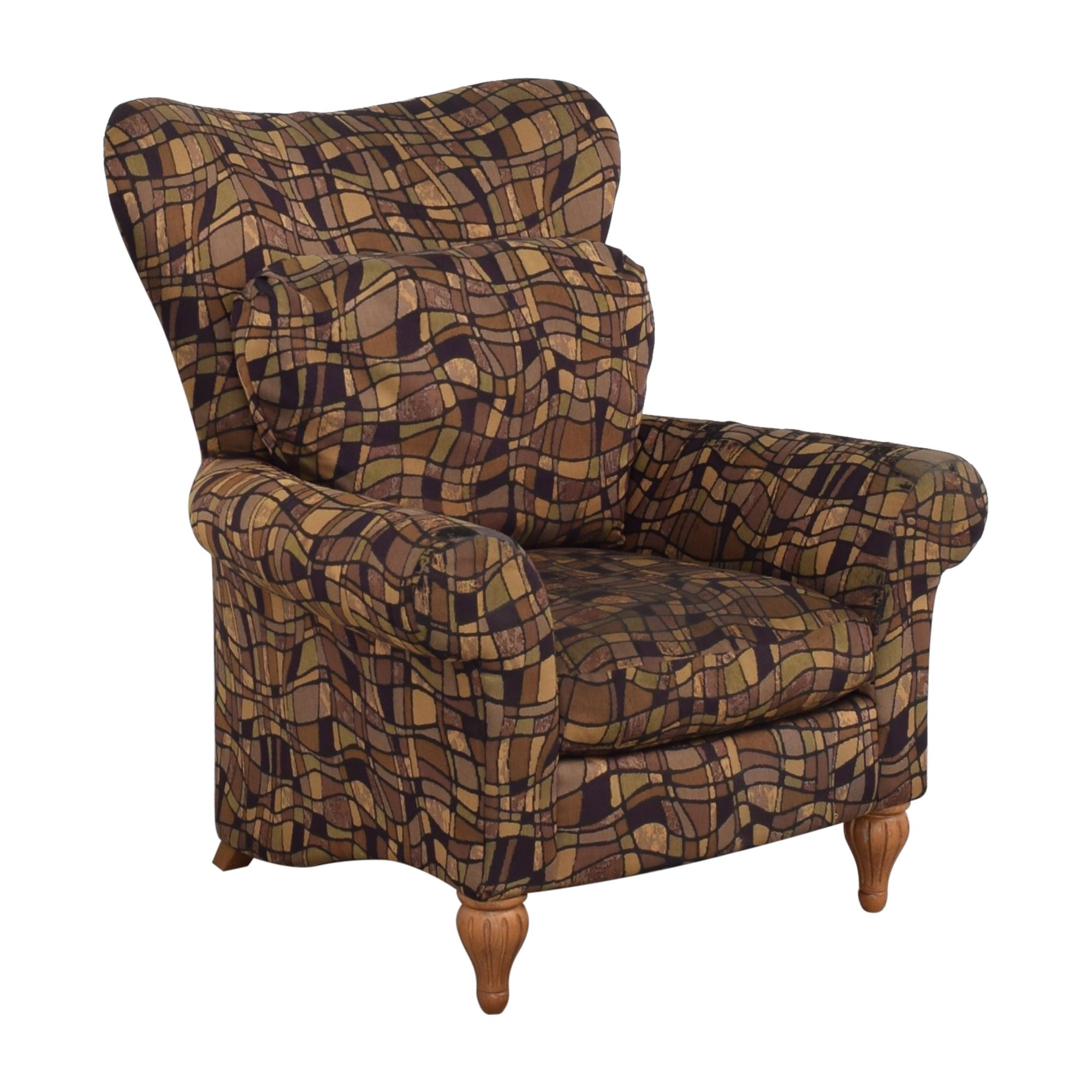 Bernhardt Rolled Armchair / Chairs