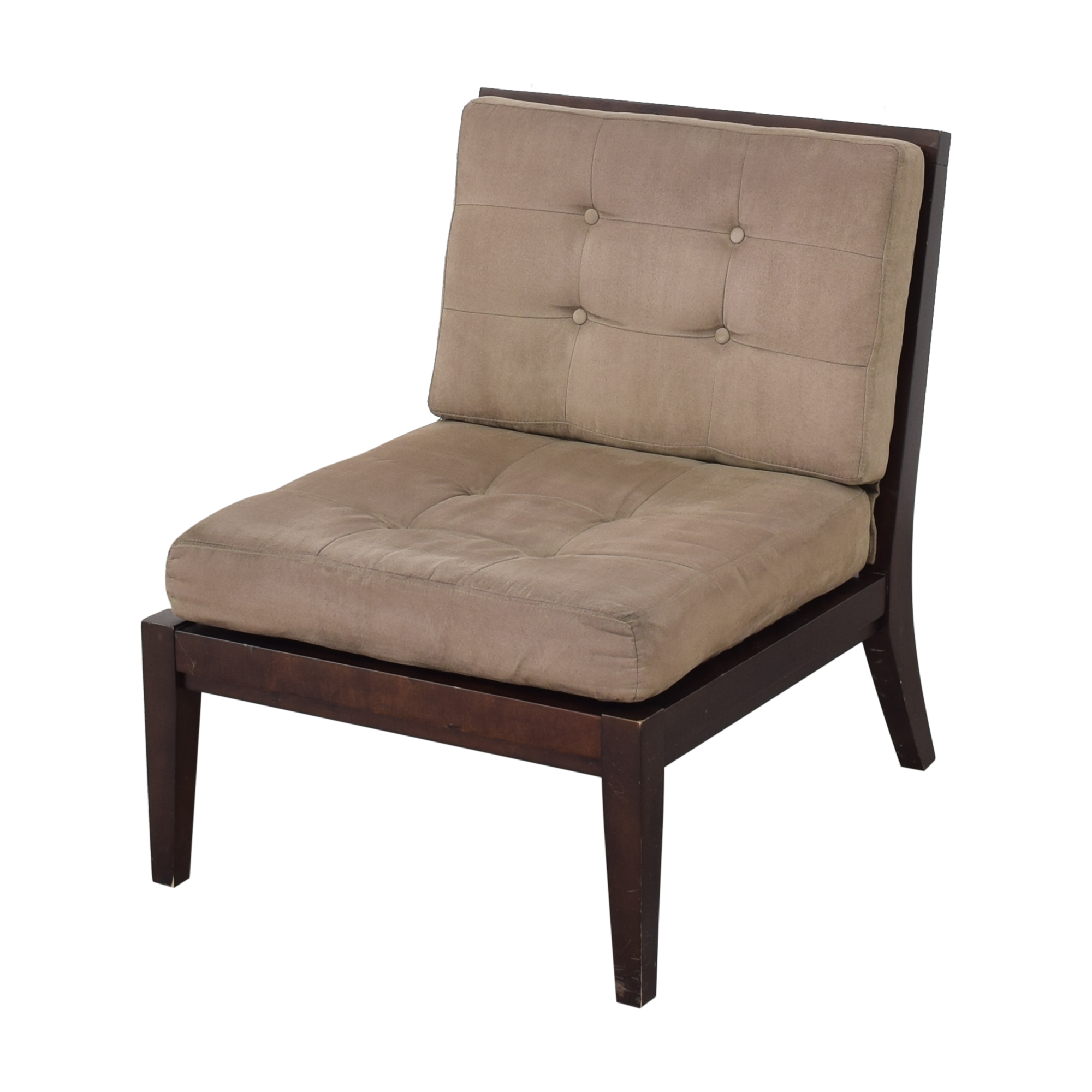 Crate & Barrel Crate & Barrel Armless Lounge Chair coupon