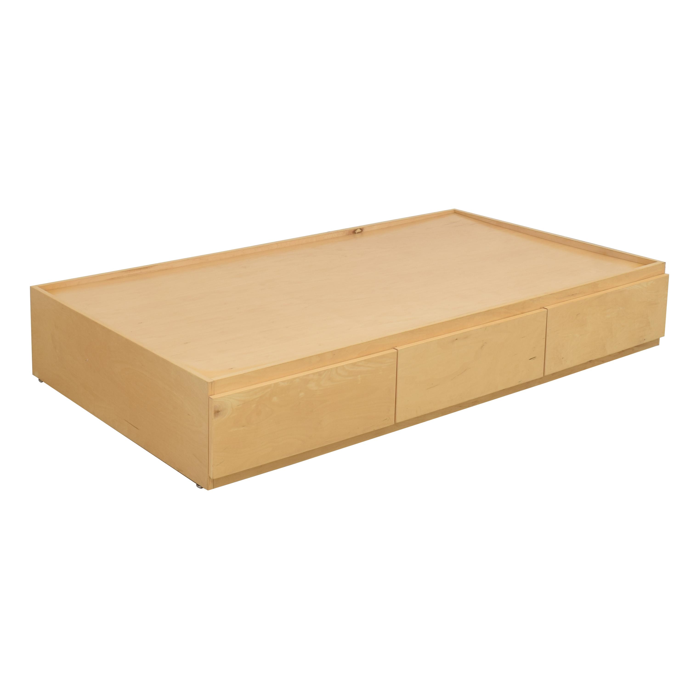 Urbangreen Thompson Twin Storage Bed Urbangreen Furniture