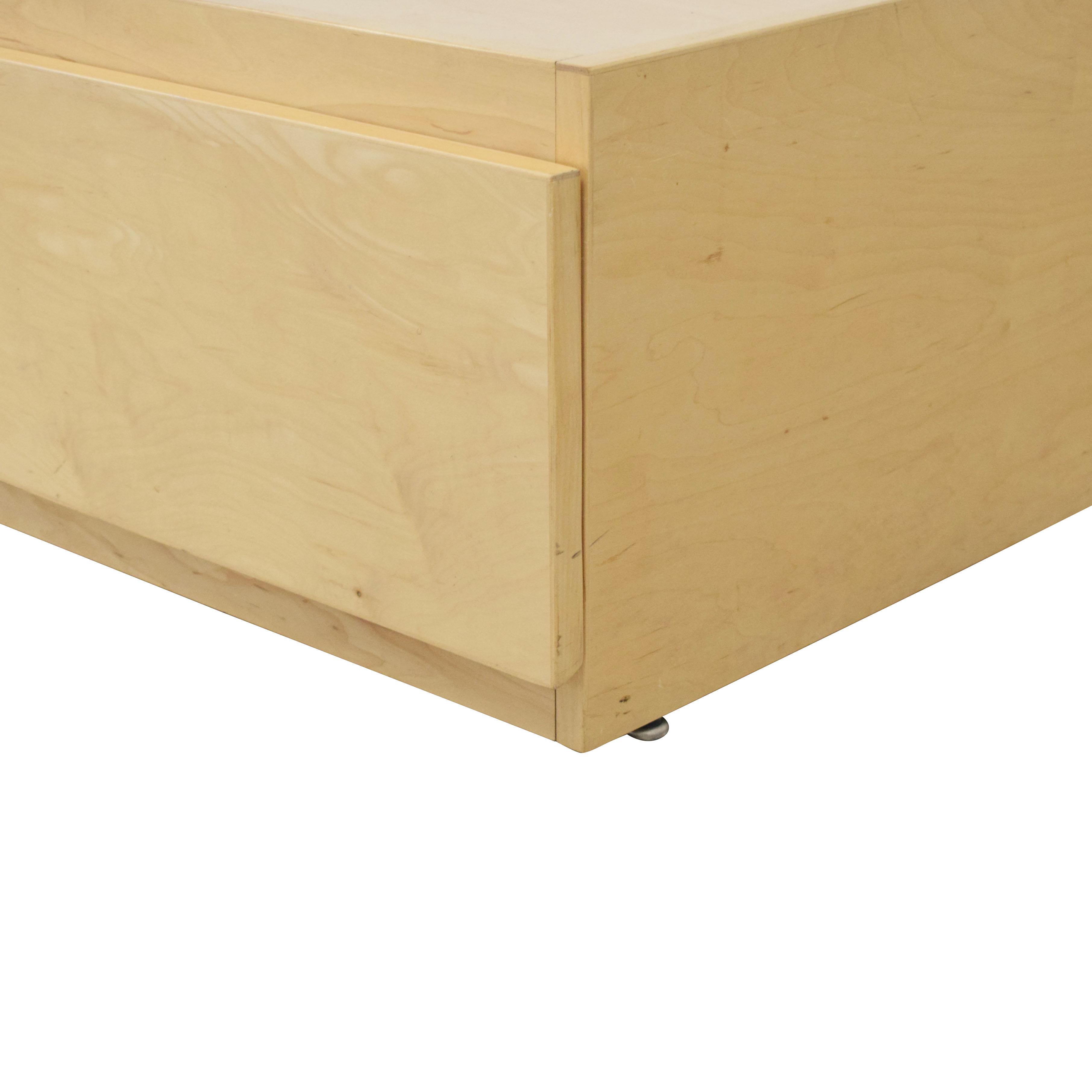 buy Urbangreen Thompson Twin Storage Bed Urbangreen Furniture