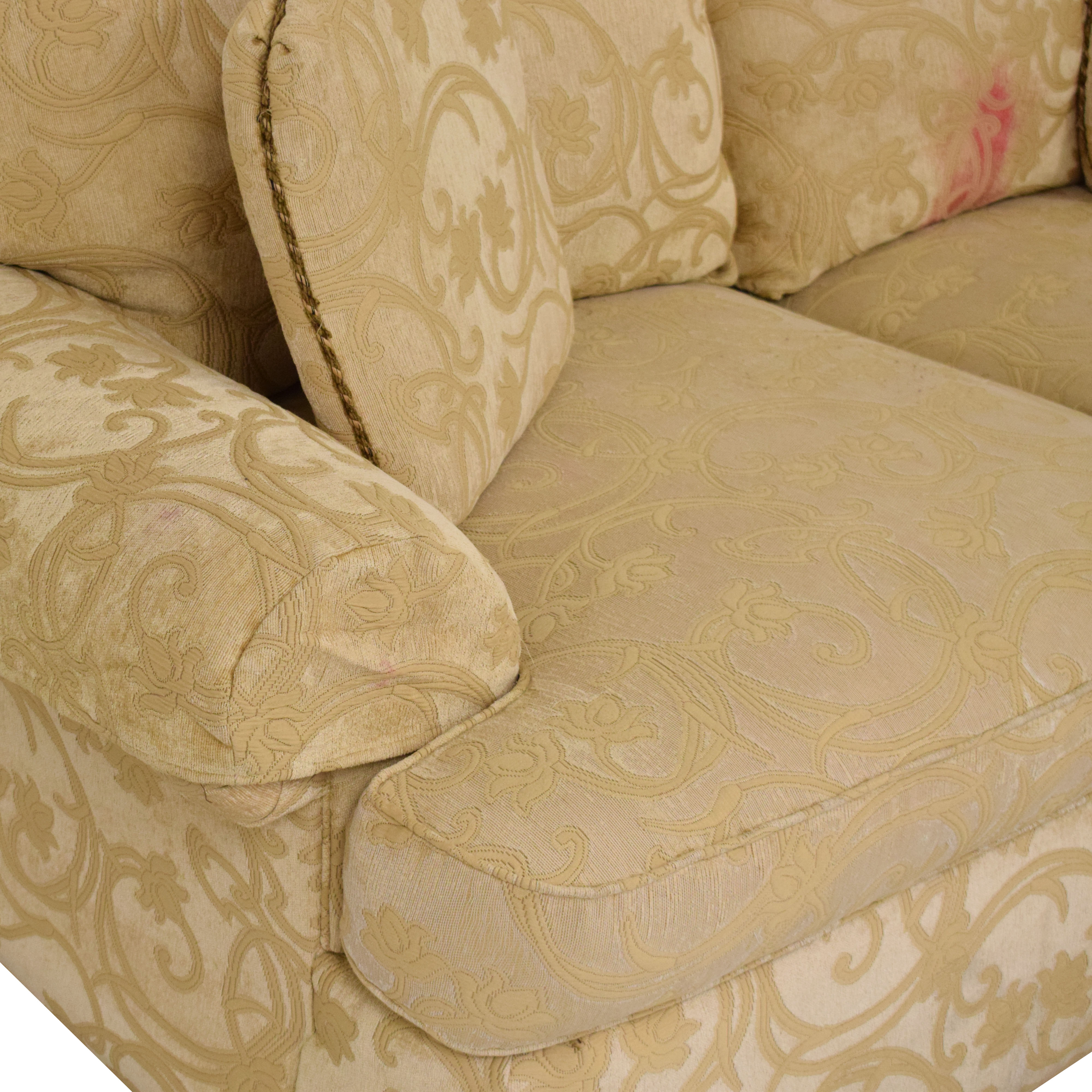 Thomasville Thomasville Slipcovered Sofa second hand