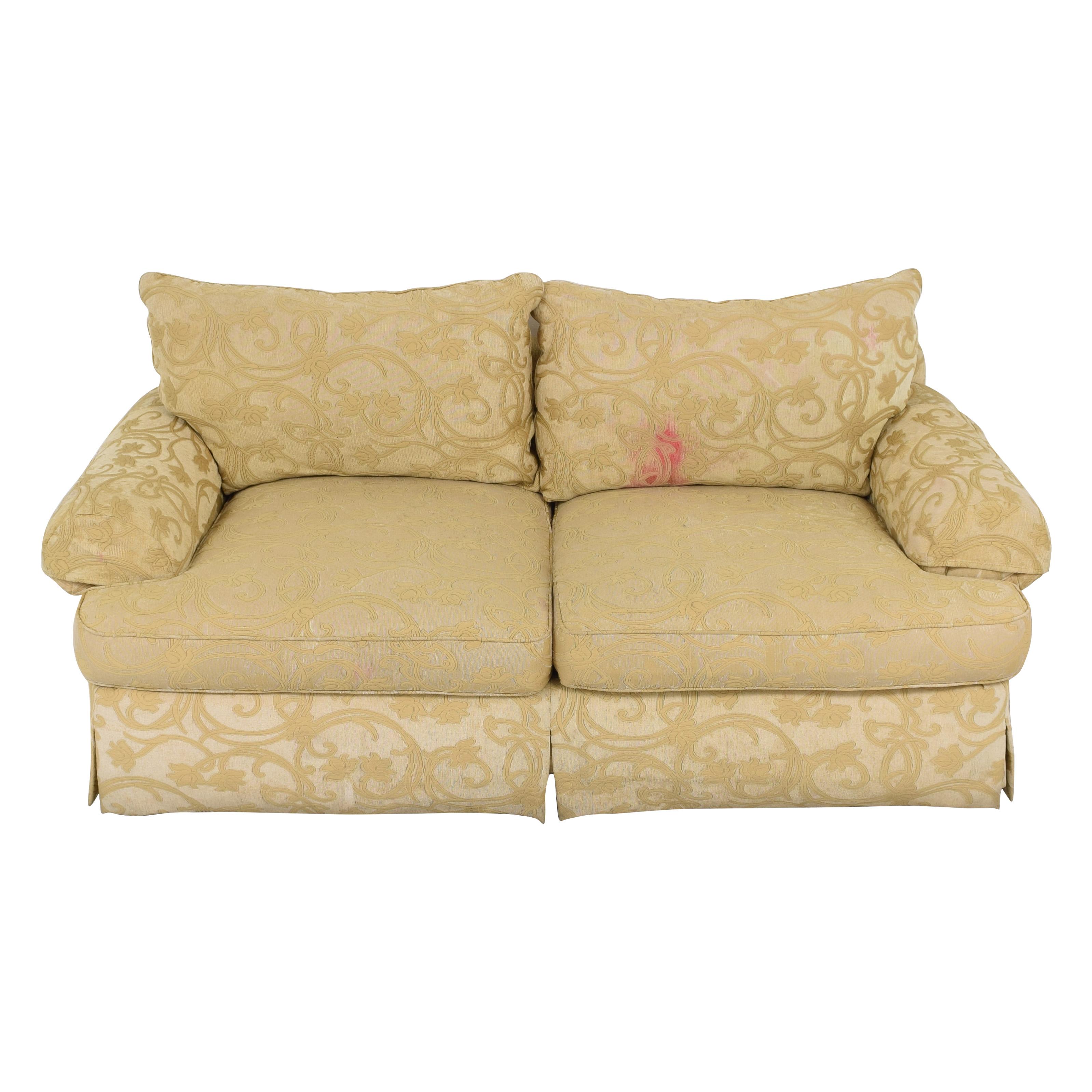 Thomasville Thomasville Slipcovered Sofa