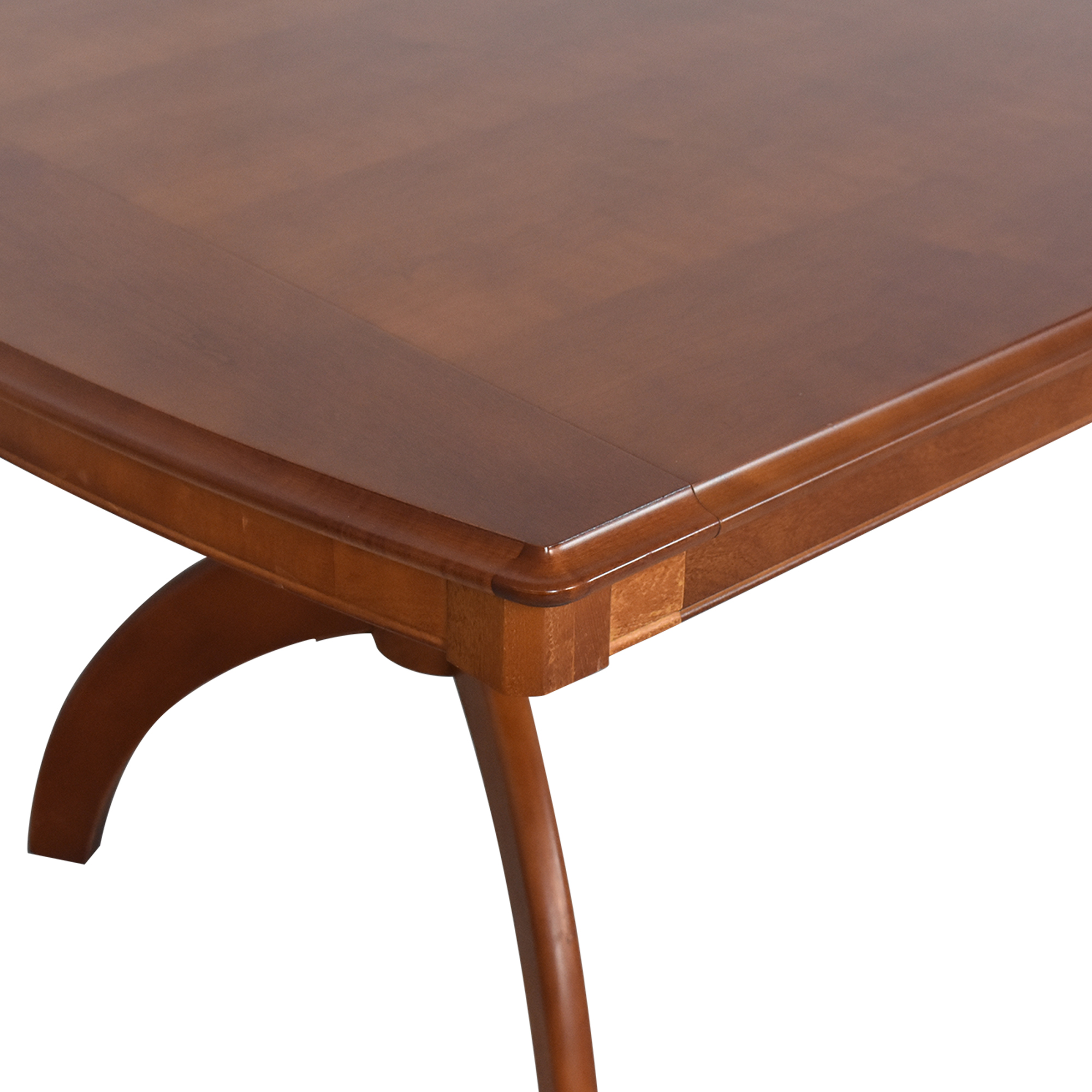 Bassett Furniture Bassett Extendable Dining Table Tables