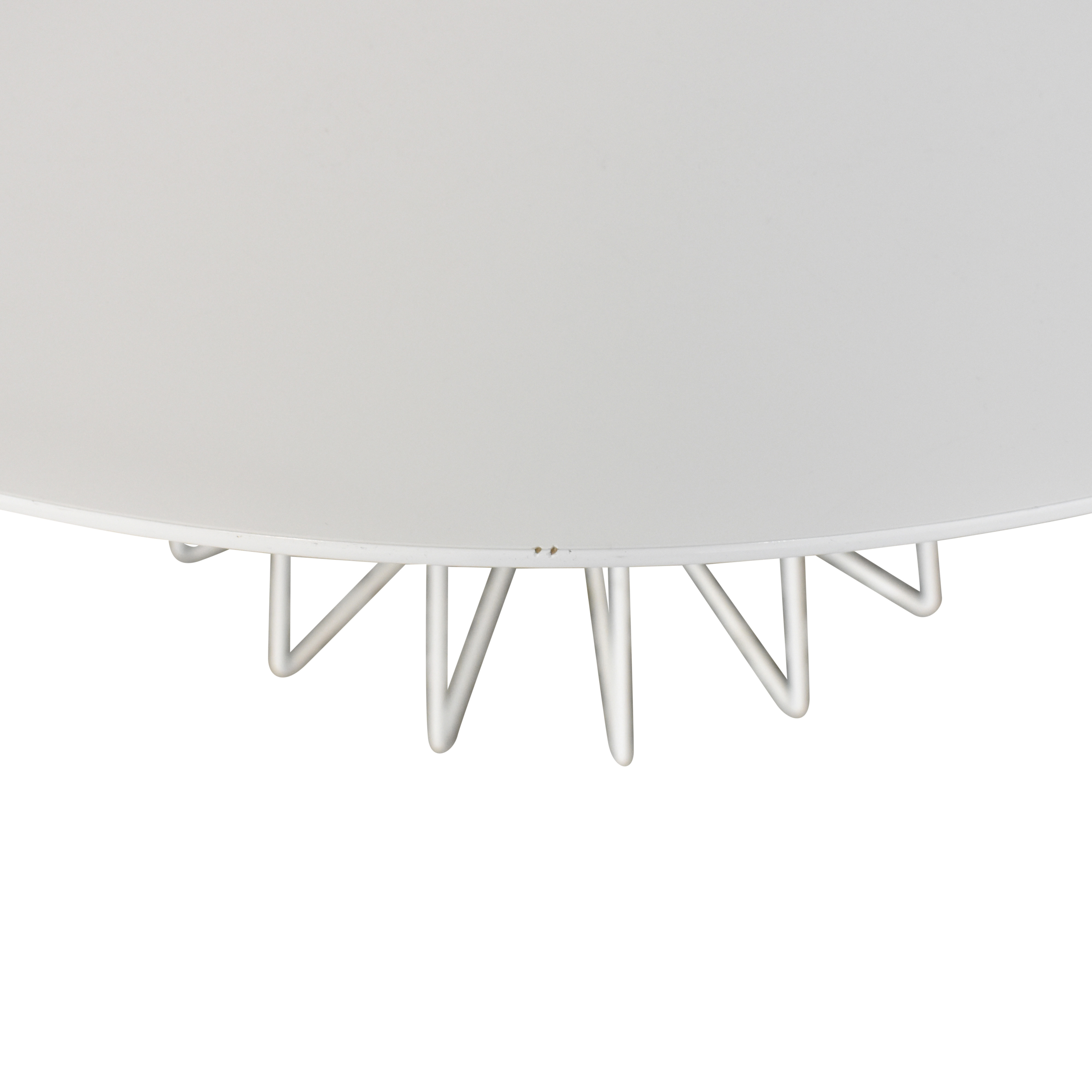 CB2 Compass Dining Table sale