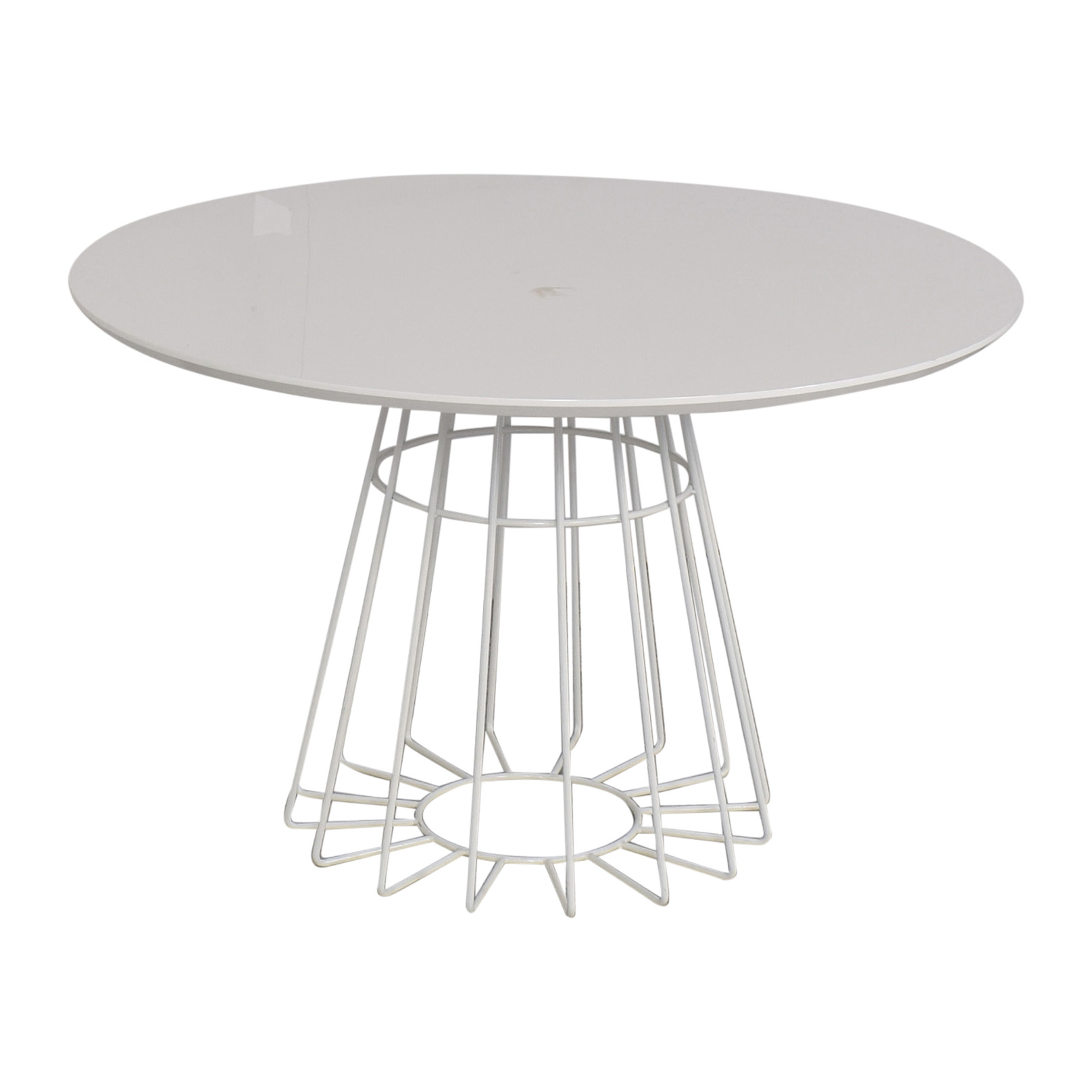 buy CB2 Compass Dining Table CB2 Tables
