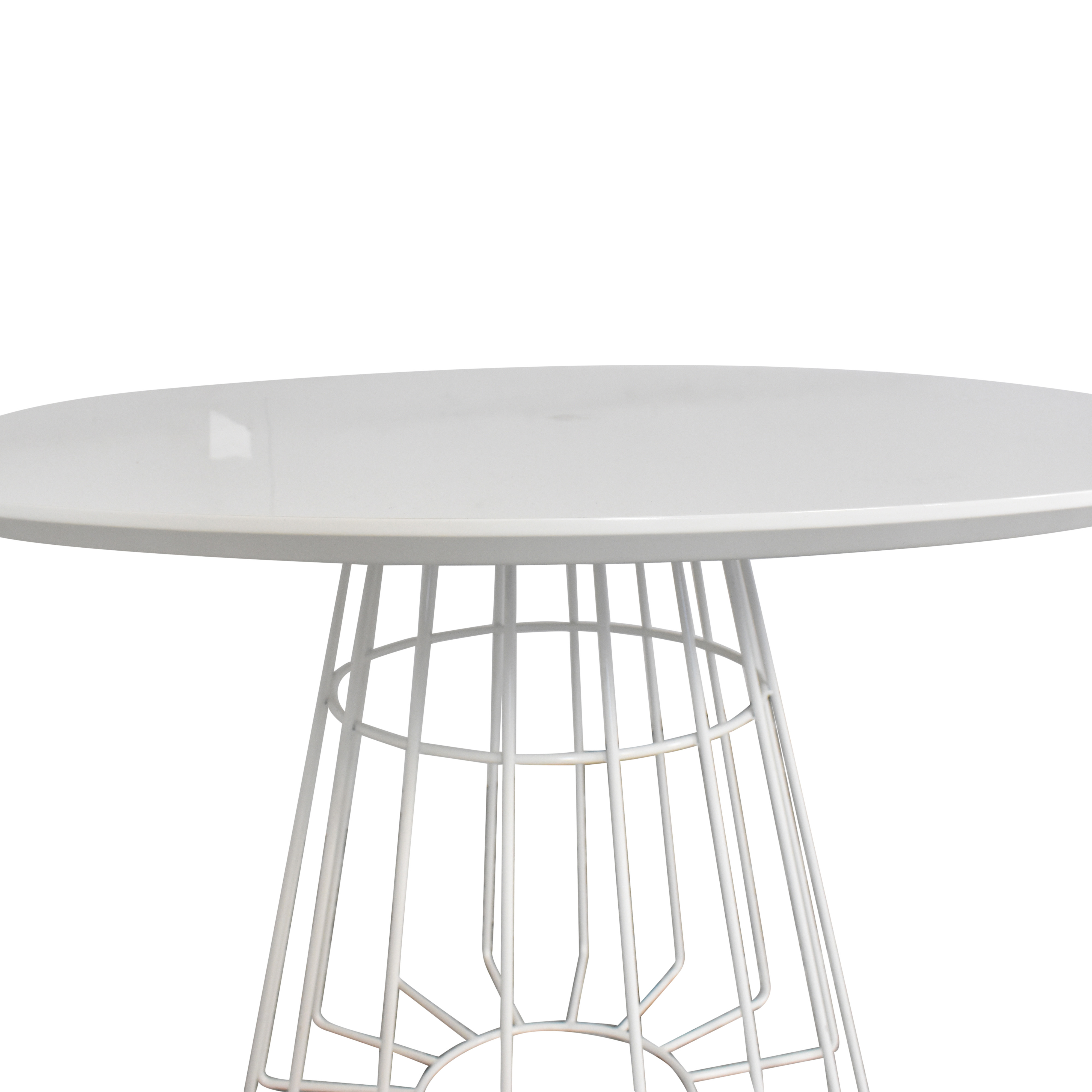 CB2 CB2 Compass Dining Table ma