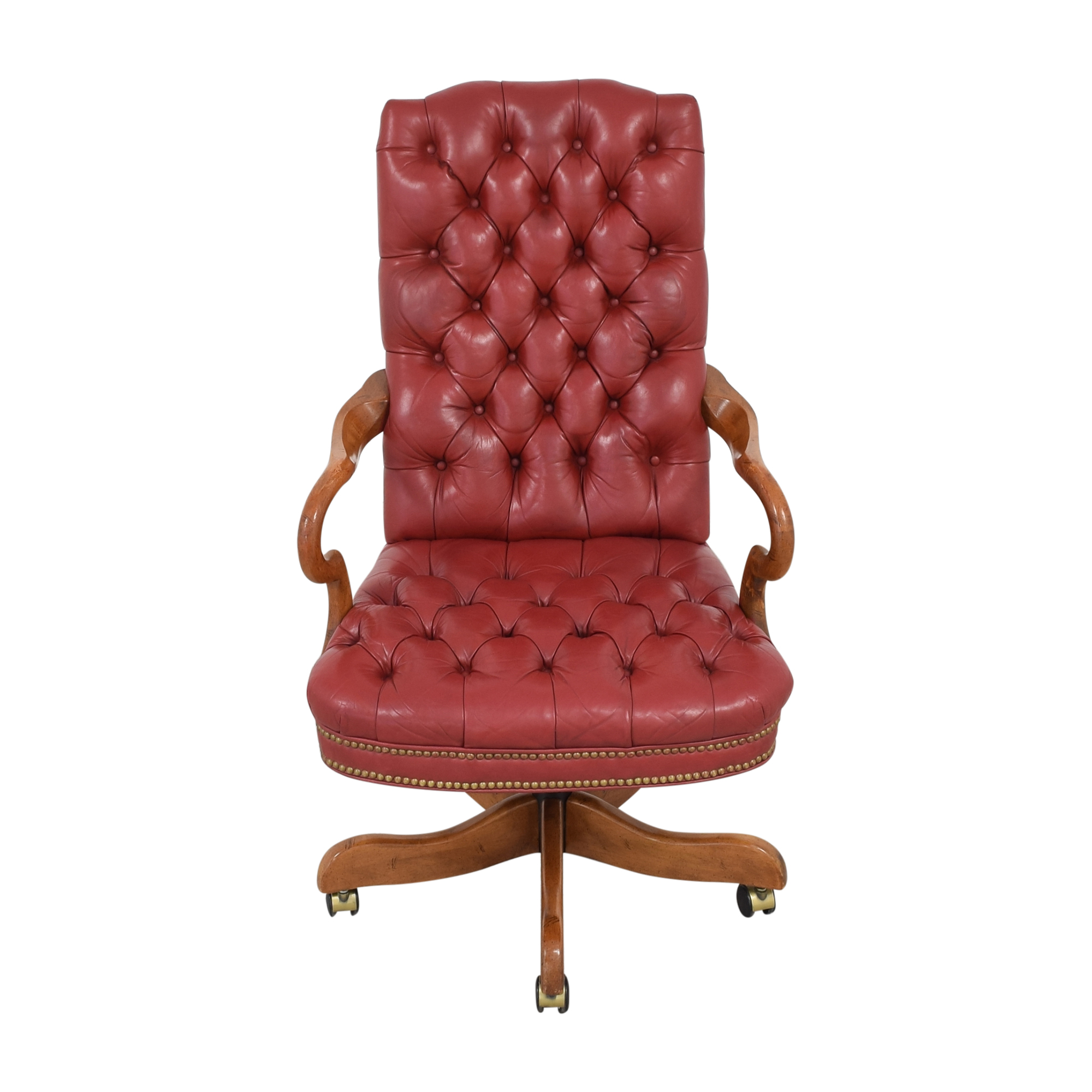 Sam Moore Sam Moore Rolling Desk Chair ma