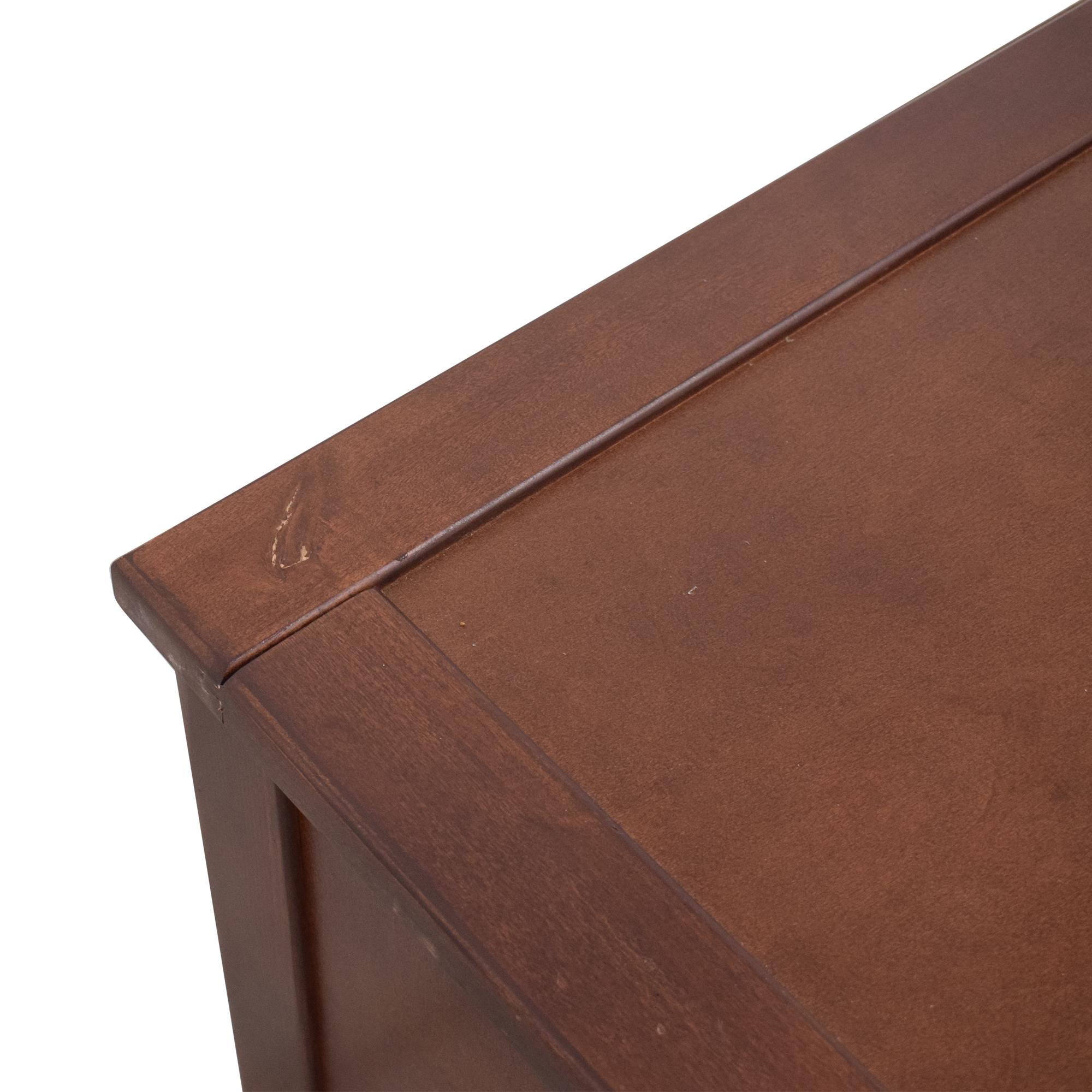 buy Raymour & Flanigan Oak Furniture West Tommi II Nightstand online