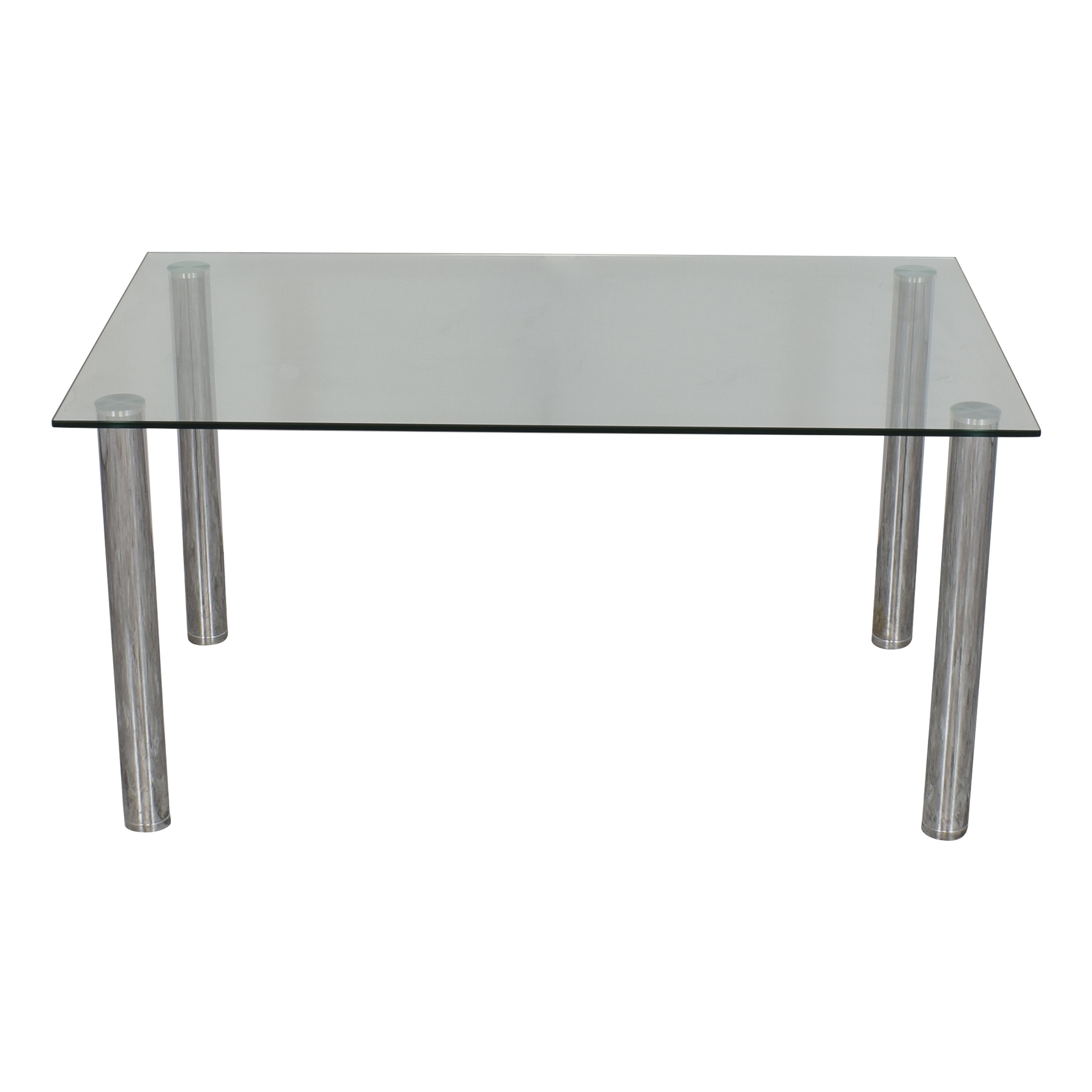 Glass Top Dining Table ct