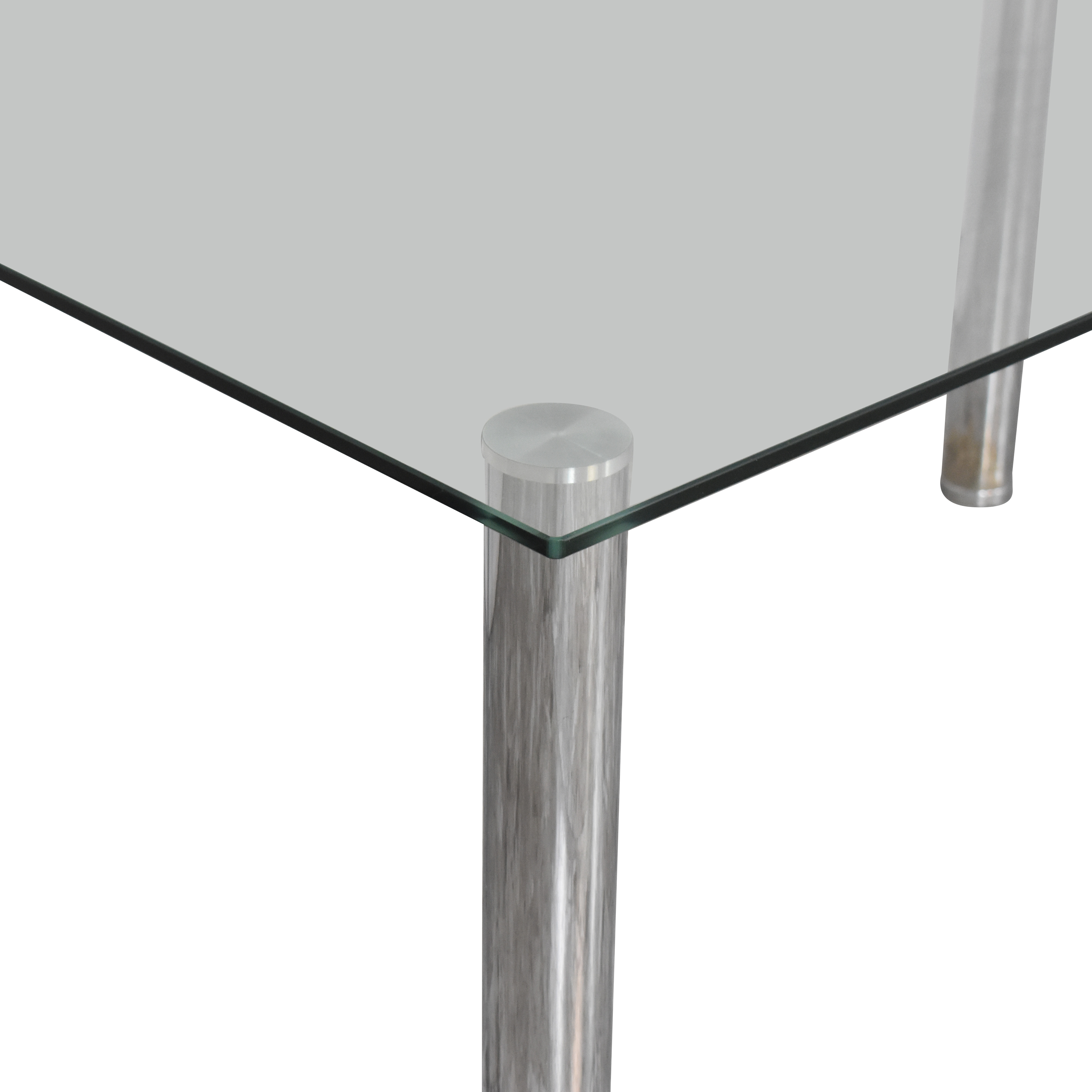 Glass Top Dining Table pa