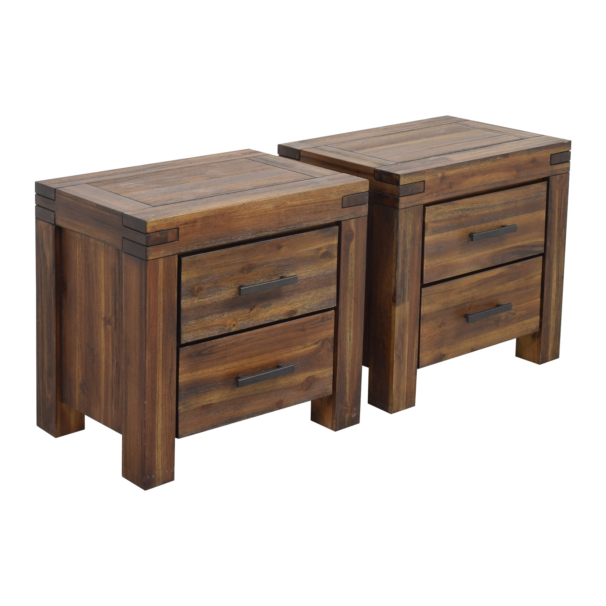 Macy's Macy's Avondale Nightstands End Tables