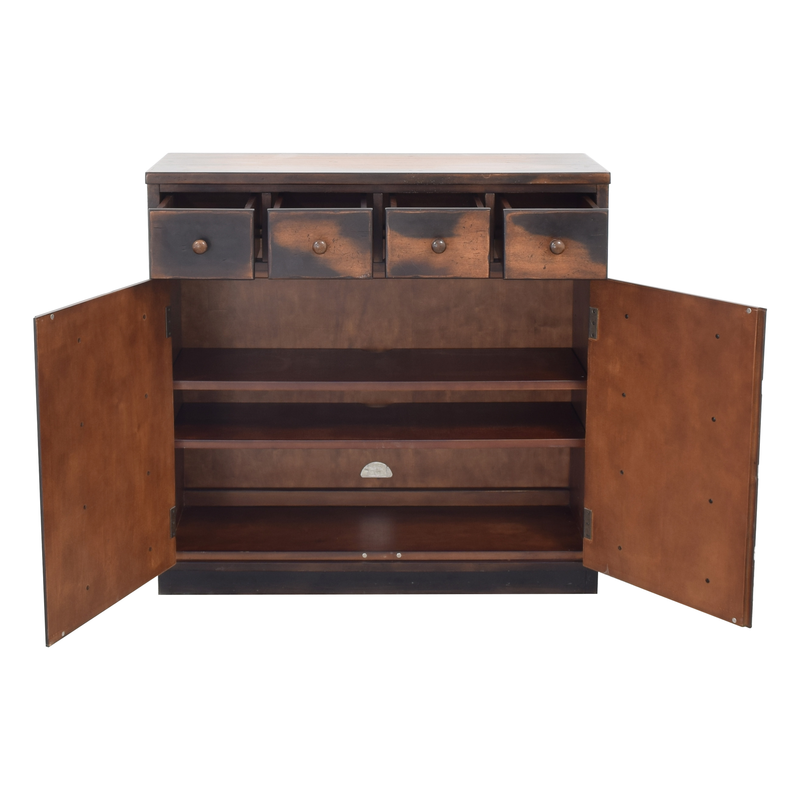 Pottery Barn Andover Cabinet sale