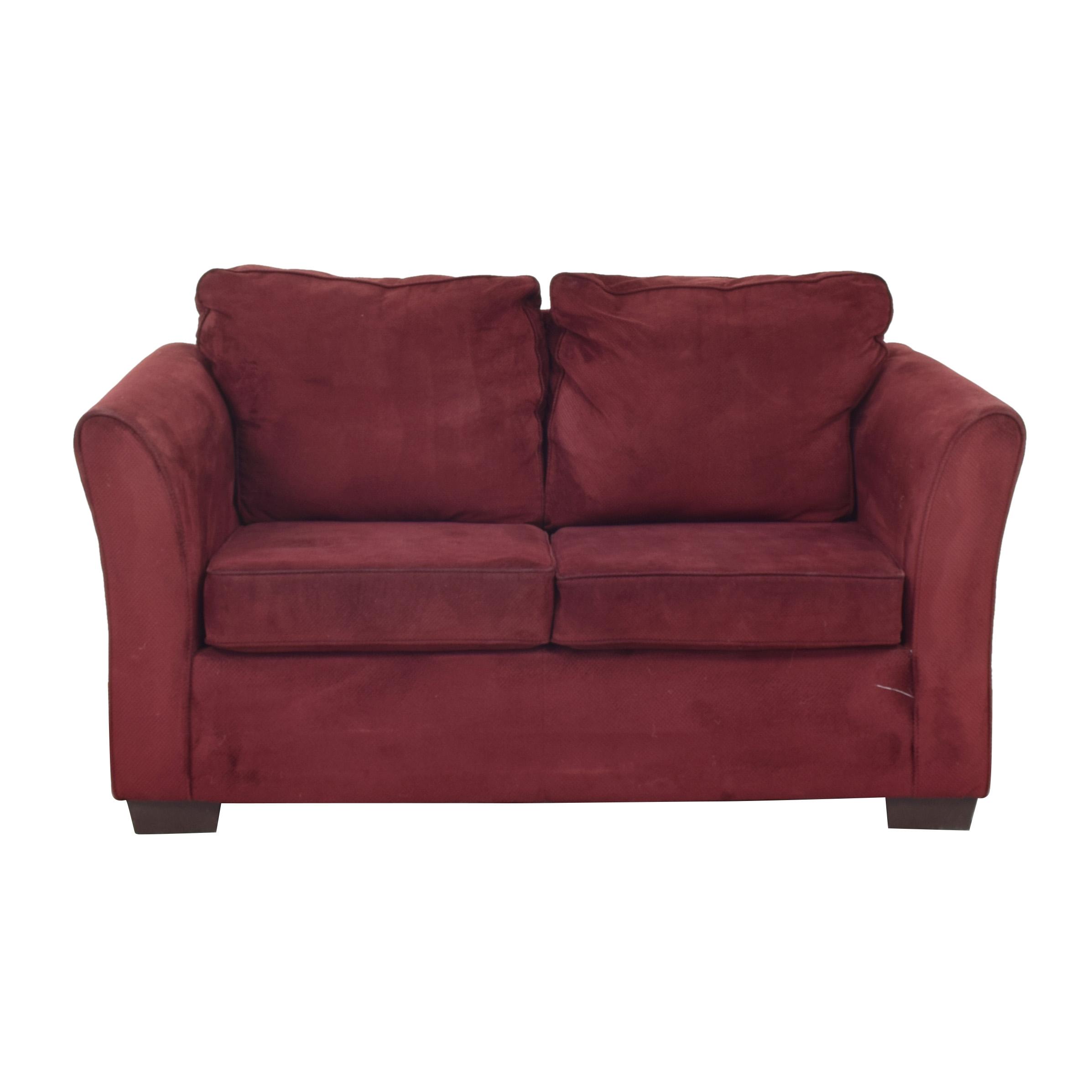 United Furniture United Furniture by Simmons Malibu Wine Loves dimensions