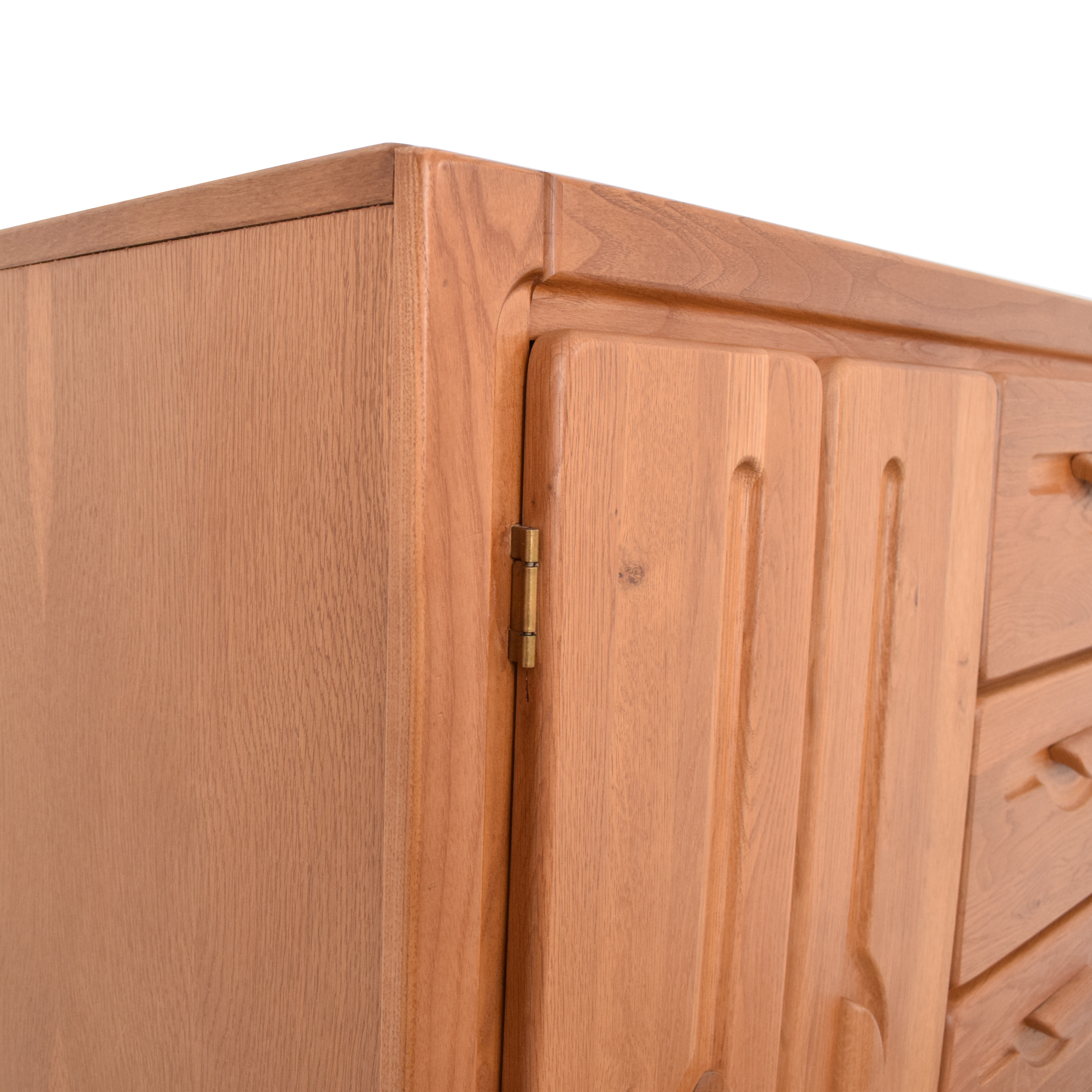Six Drawer and Cabinet Wardrobe price