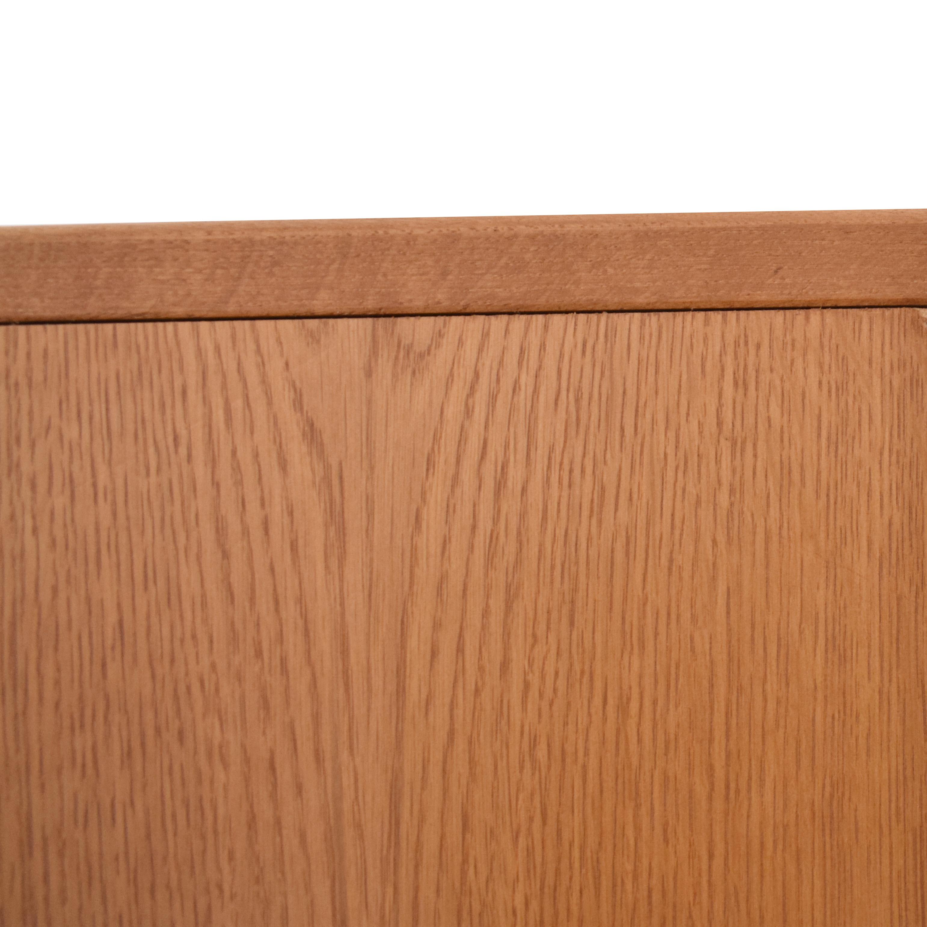 Six Drawer and Cabinet Wardrobe nj