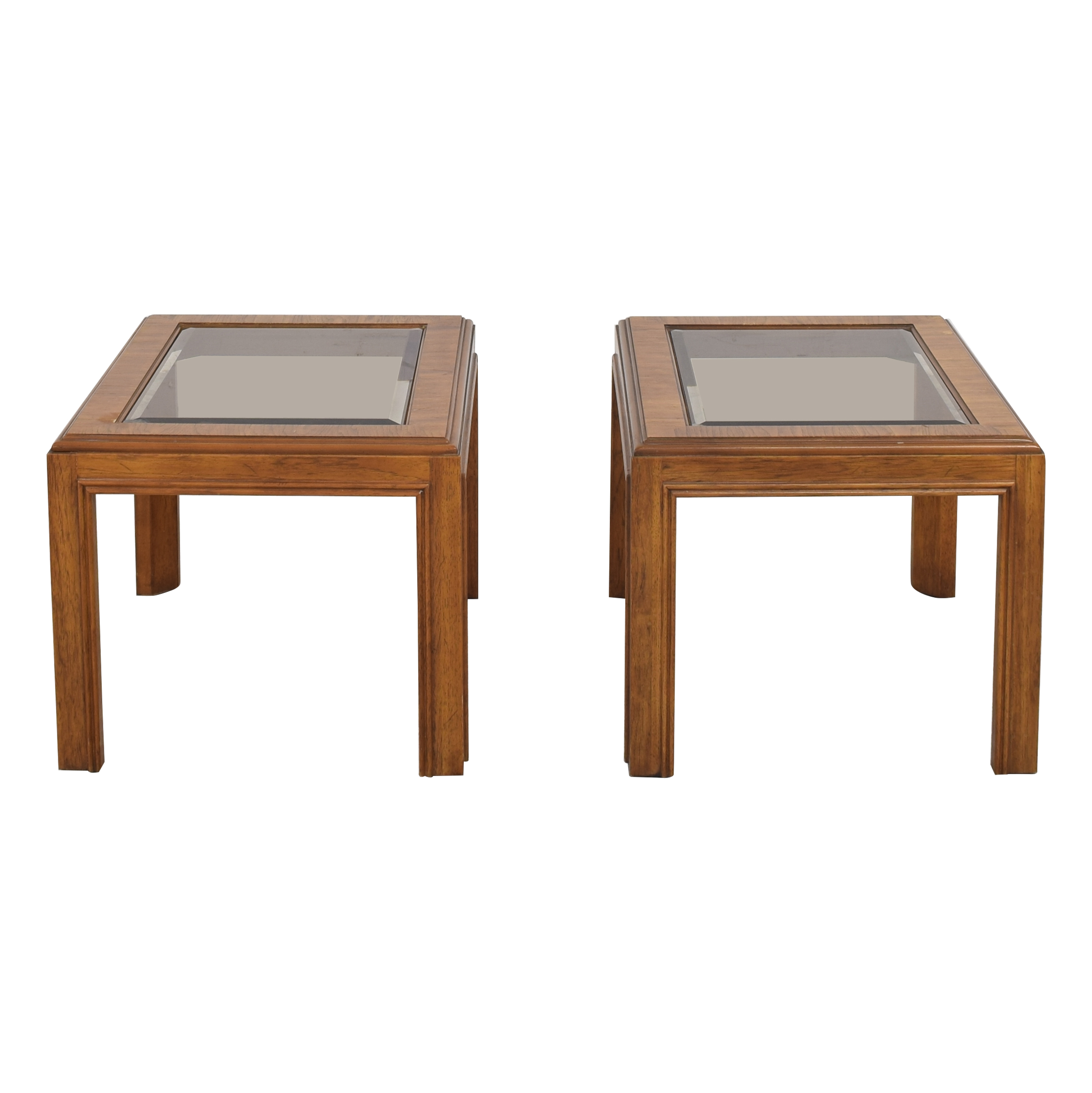 Drexel Heritage Drexel Heritage Mid-Century End Tables pa