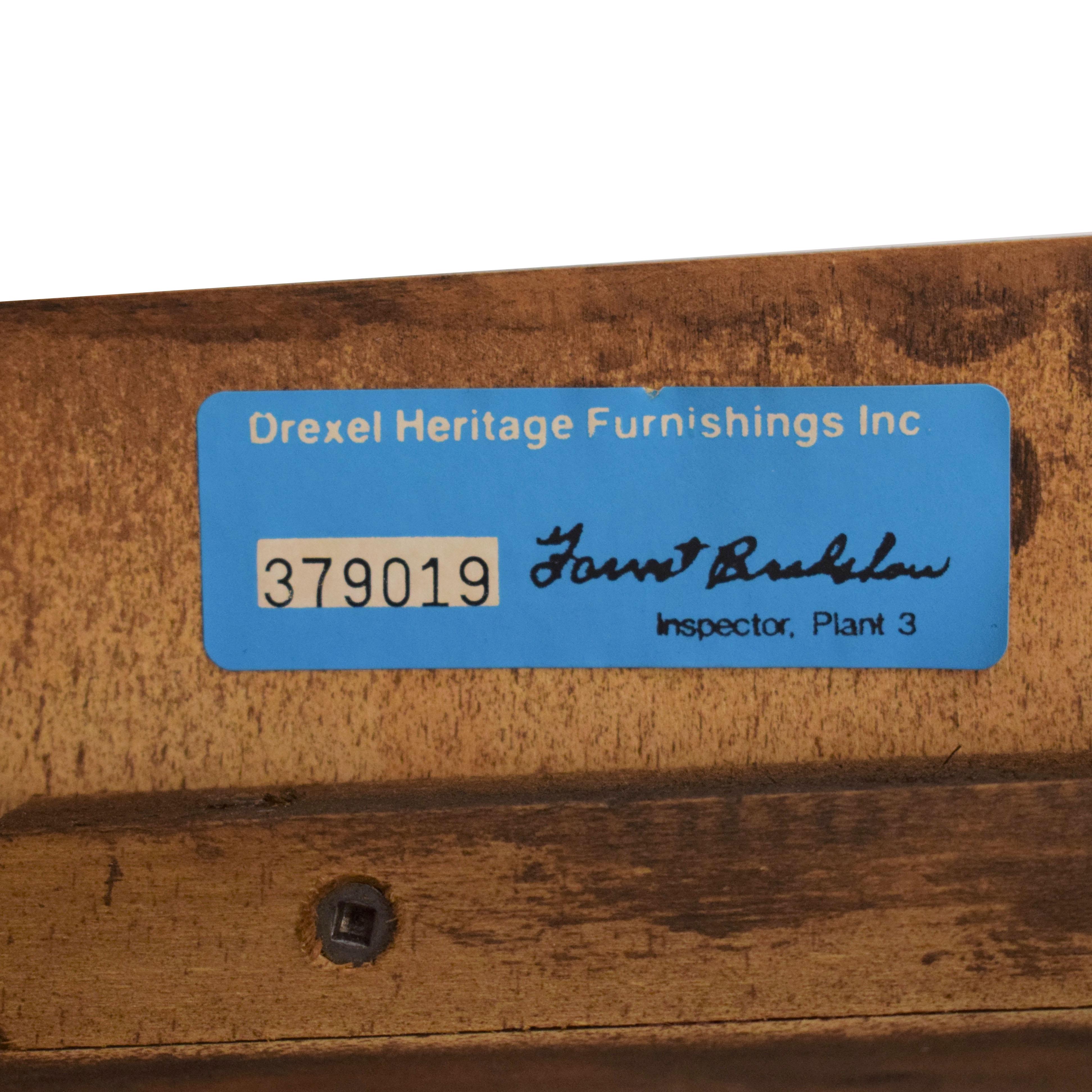 Drexel Heritage Drexel Heritage Mid-Century End Tables nj