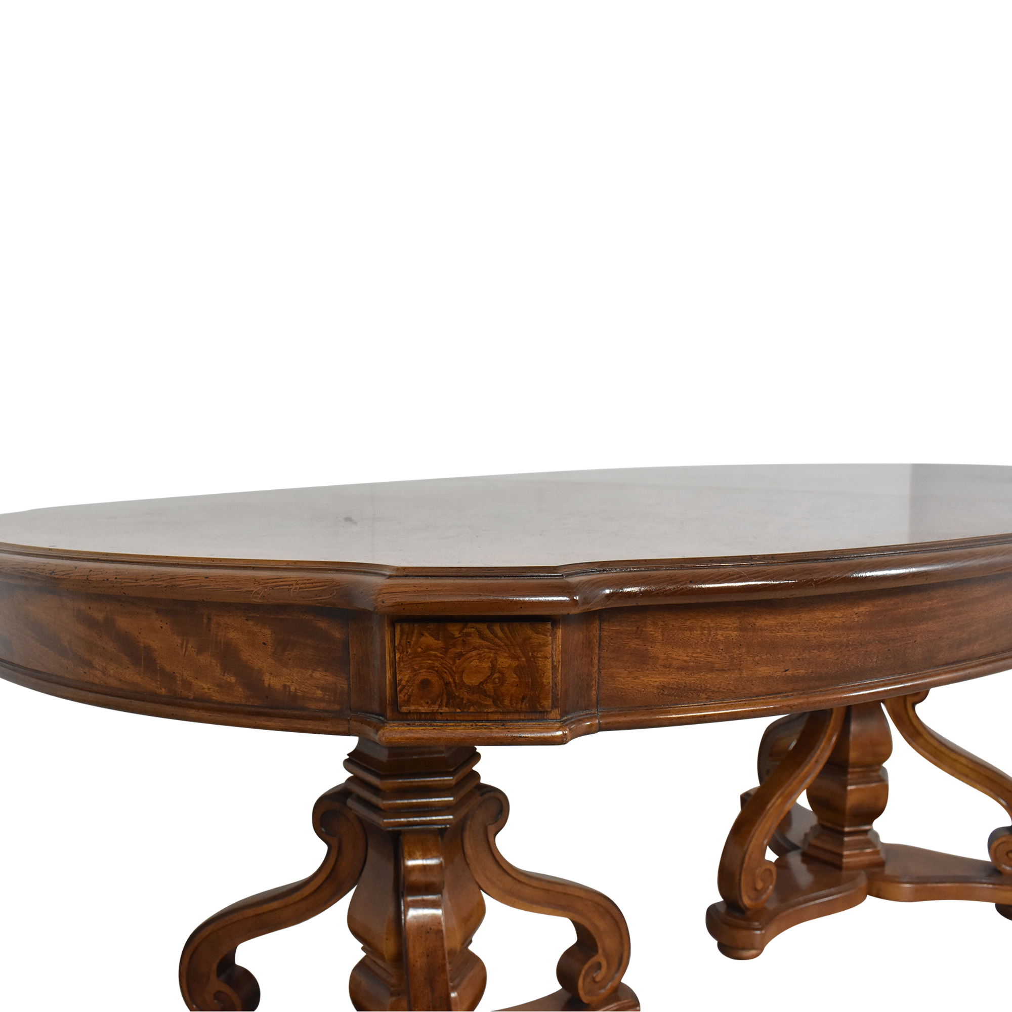 Thomasville Thomasville Extension Dining Table second hand