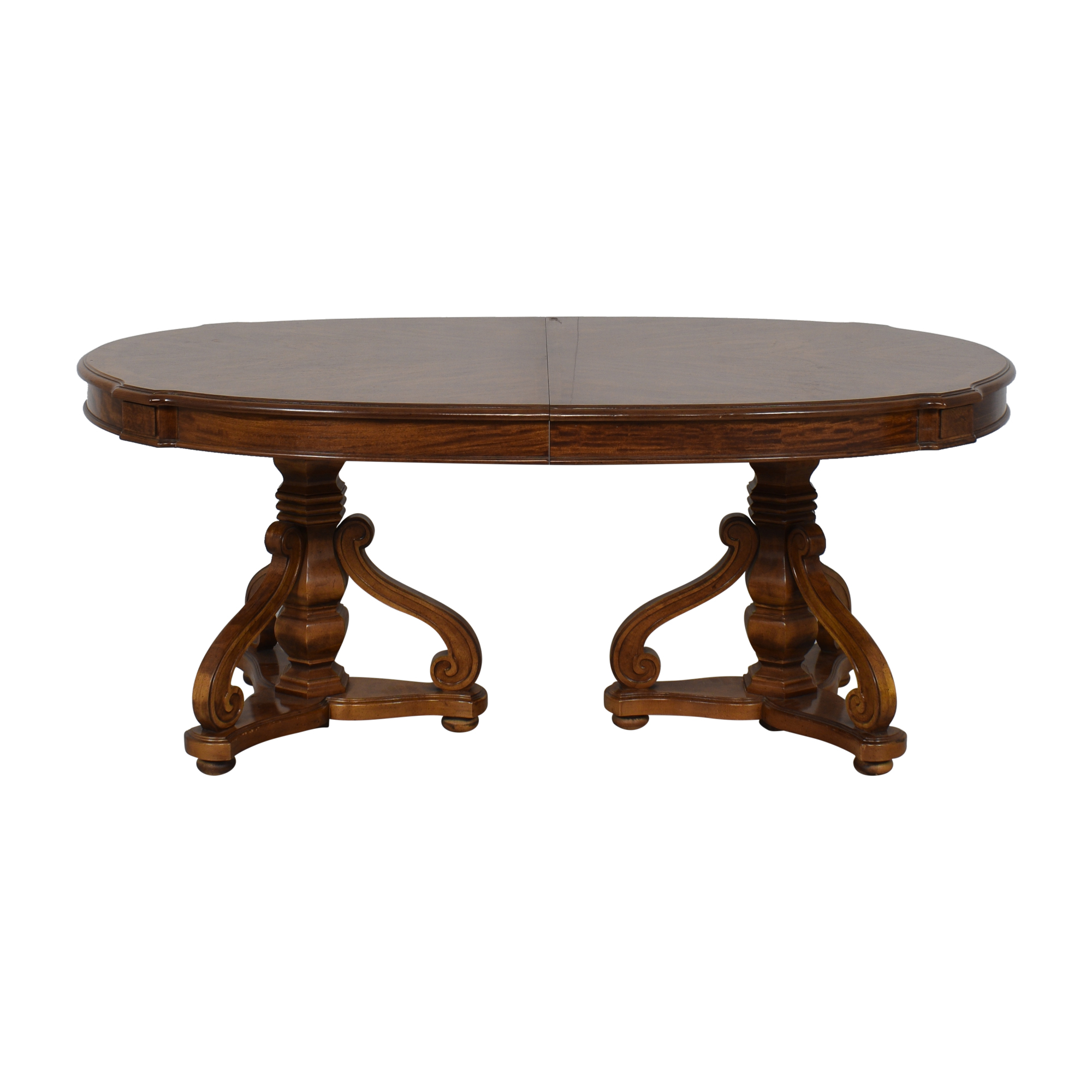 shop Thomasville Extension Dining Table Thomasville Tables