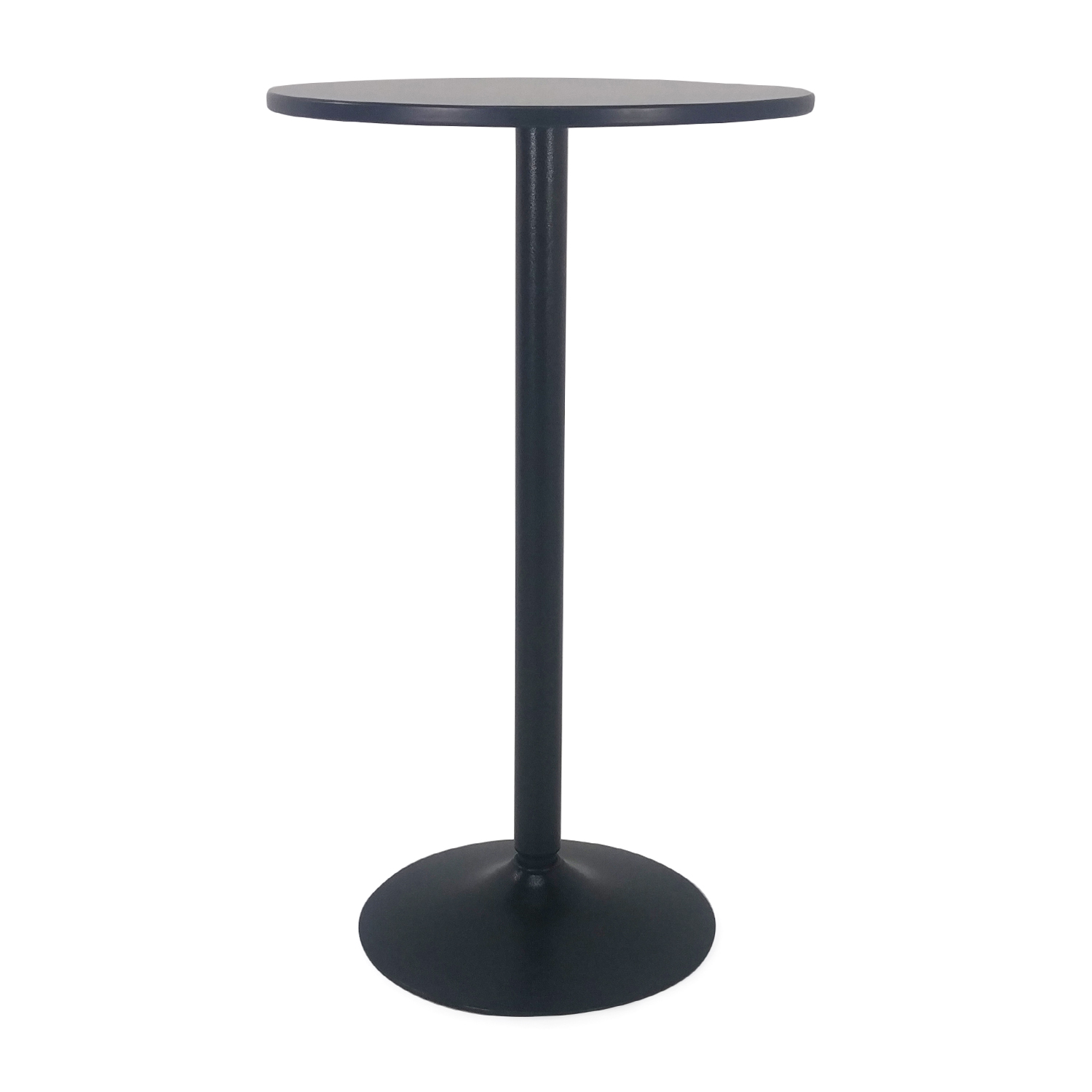 shop Black Pub Circle Table Winsome