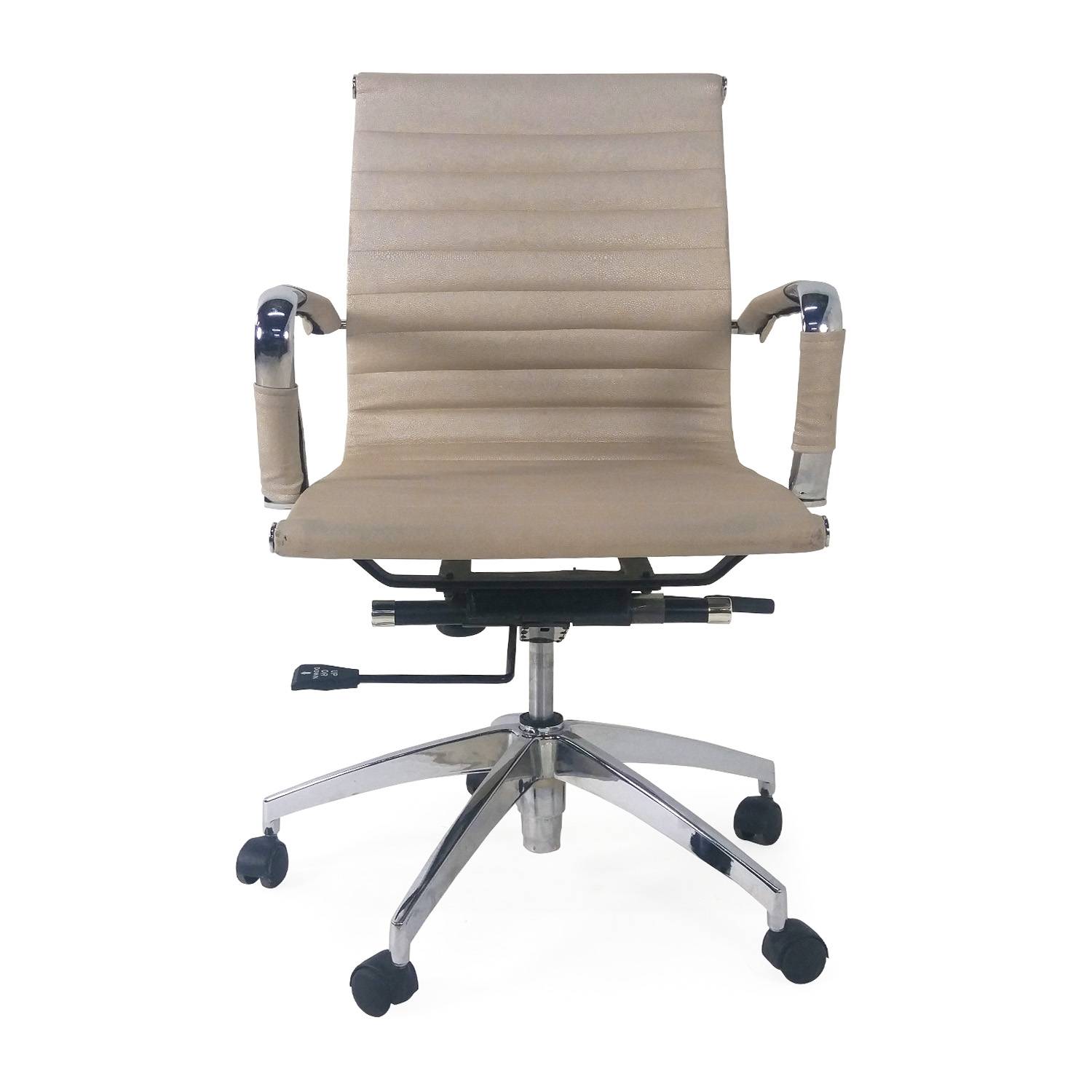 buy Eames Style Rolling Office Chair  Home Office Chairs