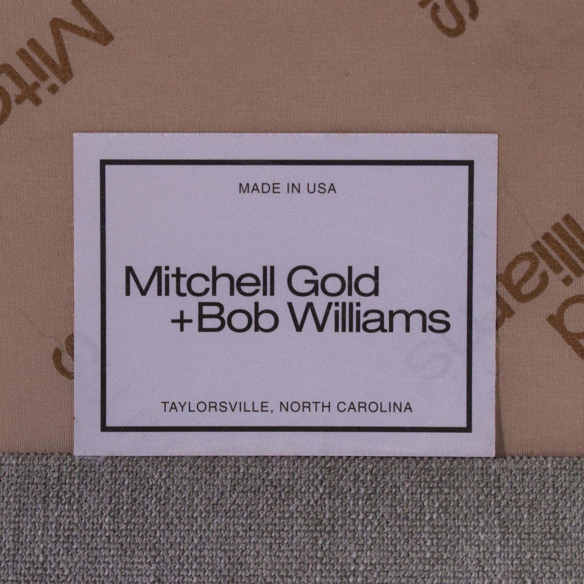 Mitchell Gold + Bob Williams Mitchell Gold + Bob Williams Keaton Shelter Sectional Sofa coupon
