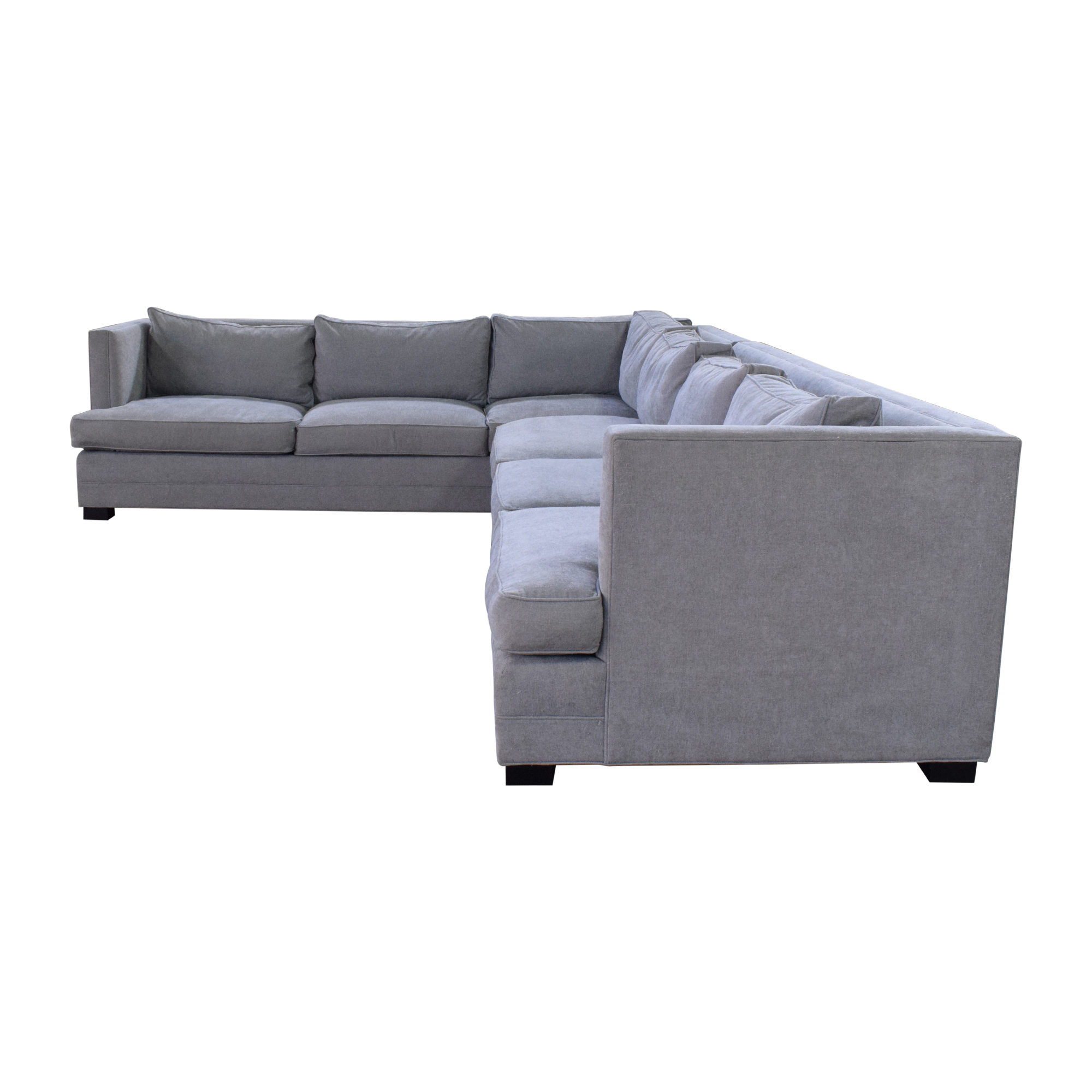 Mitchell Gold + Bob Williams Mitchell Gold + Bob Williams Keaton Shelter Sectional Sofa coupon