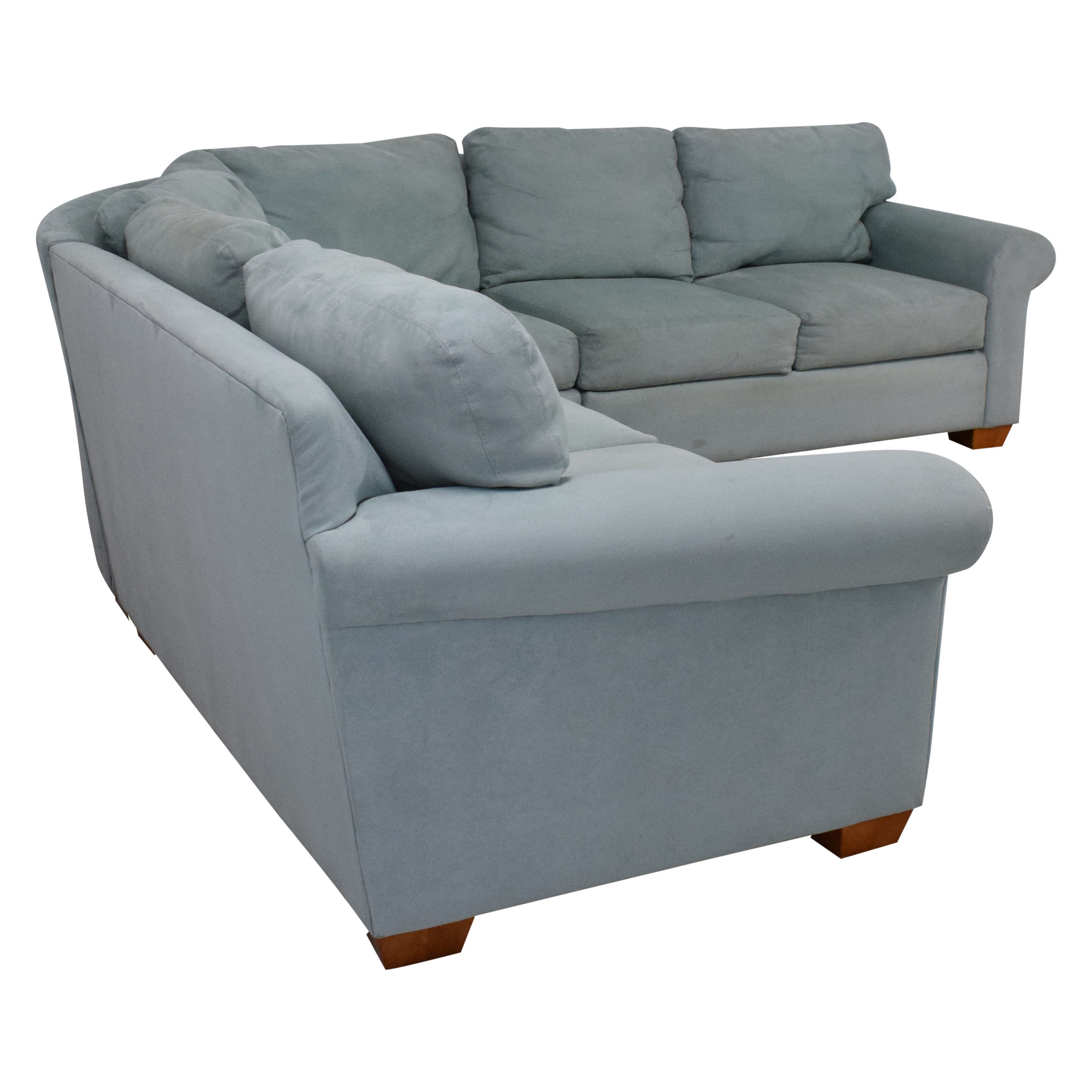 Youngs Three Piece Corner Sectional / Sectionals