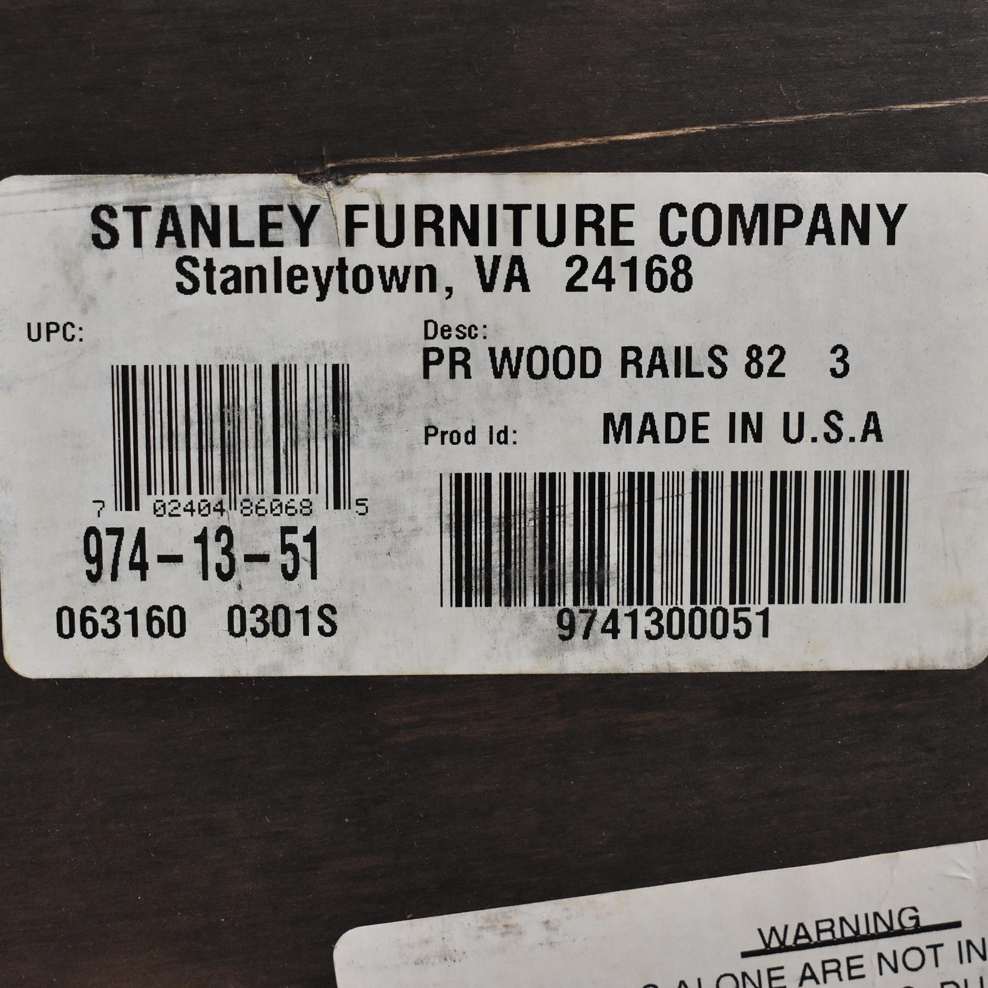 buy Stanley Furniture Queen Sleigh Bed Stanley Furniture