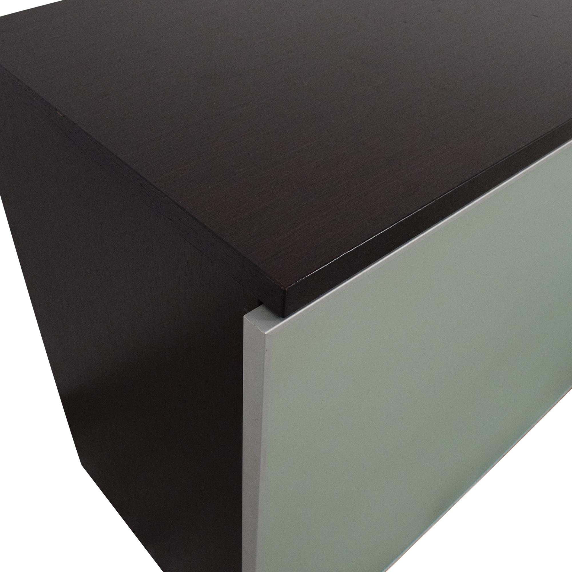 buy Jensen-Lewis Modern Style Sideboard Jensen-Lewis Storage