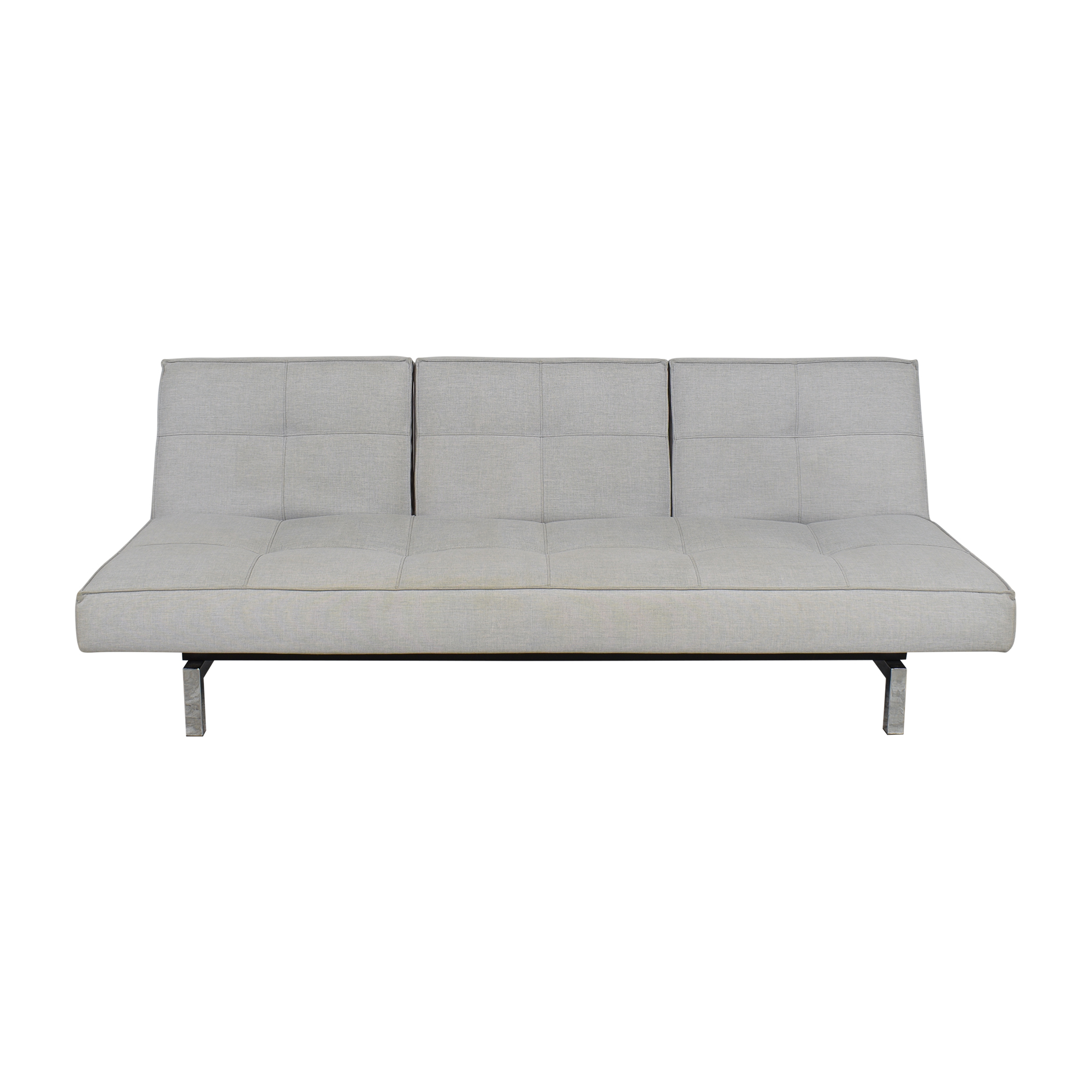 shop Innovation Living Convertible Tufted Sleeper Sofa Innovation Living Sofas