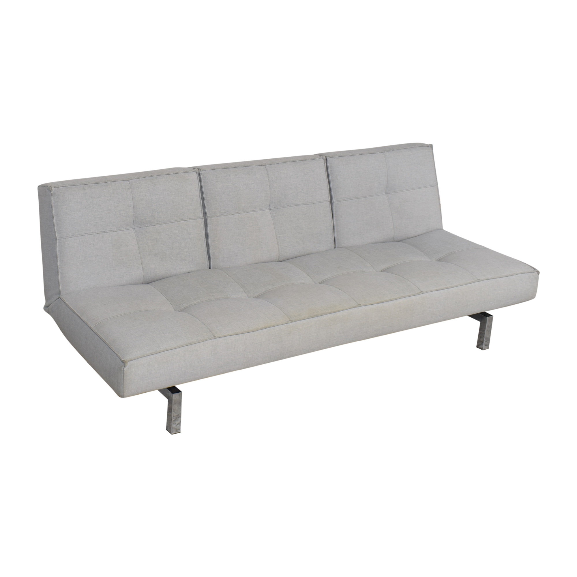 Innovation Living Innovation Living Convertible Tufted Sleeper Sofa on sale